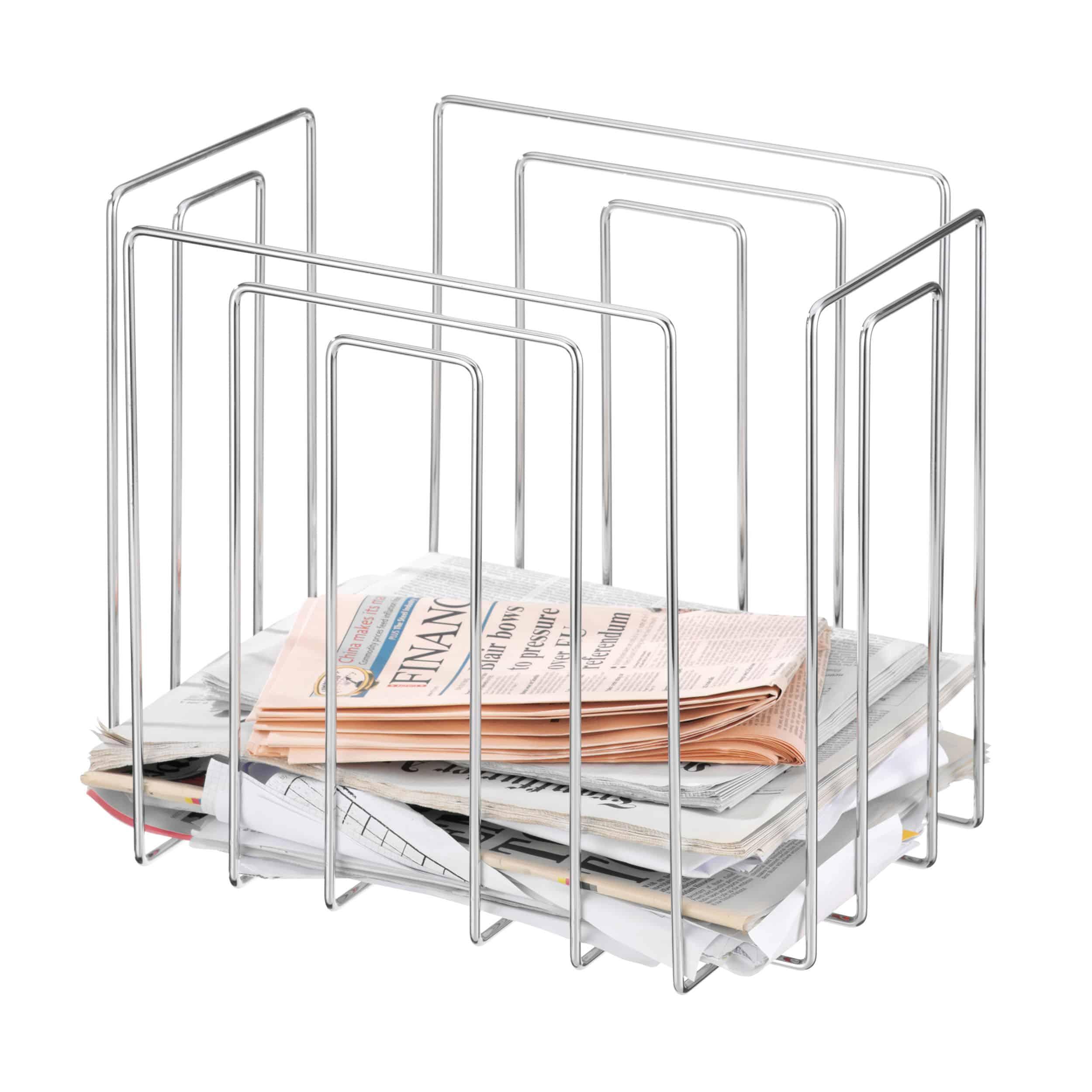 TMP compact Papiersammler und Zeitungsständer