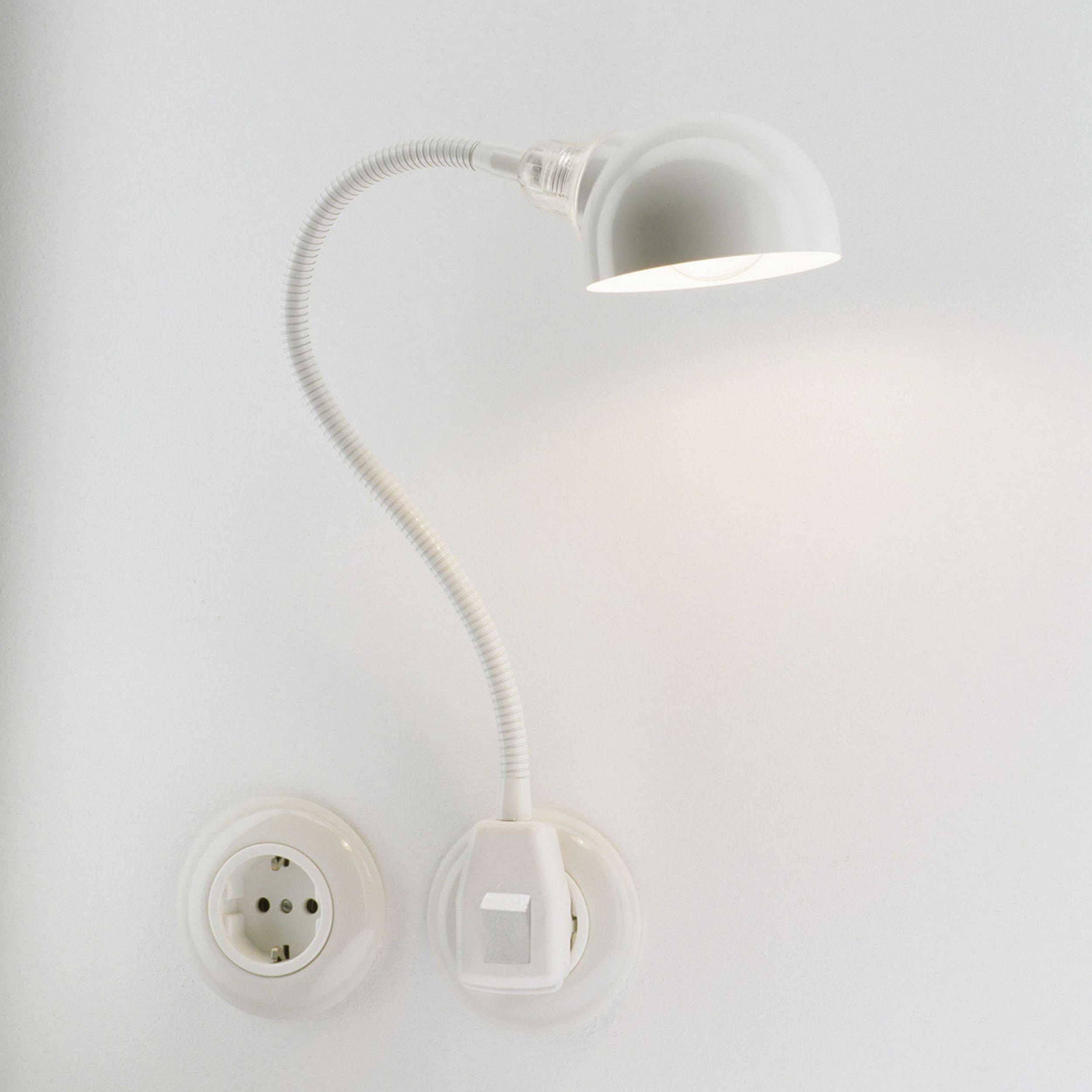 Glühwürmchen Standard LED mit Halbkugel-Reflektor