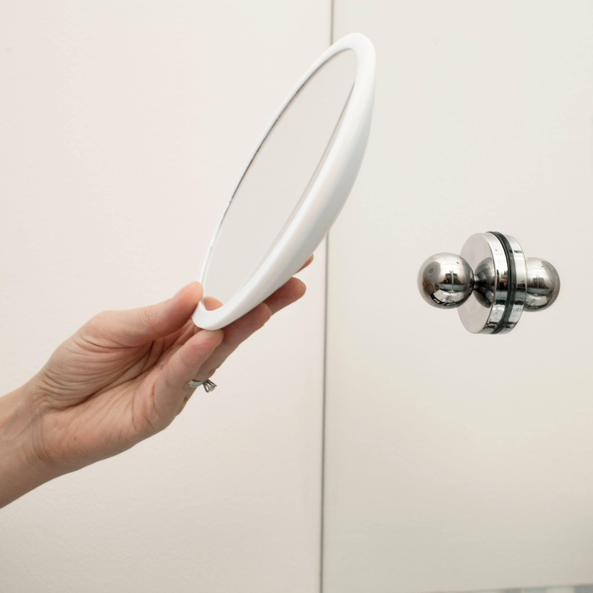 AirMirror Plus Wand-Kosmetikspiegel 10-fach
