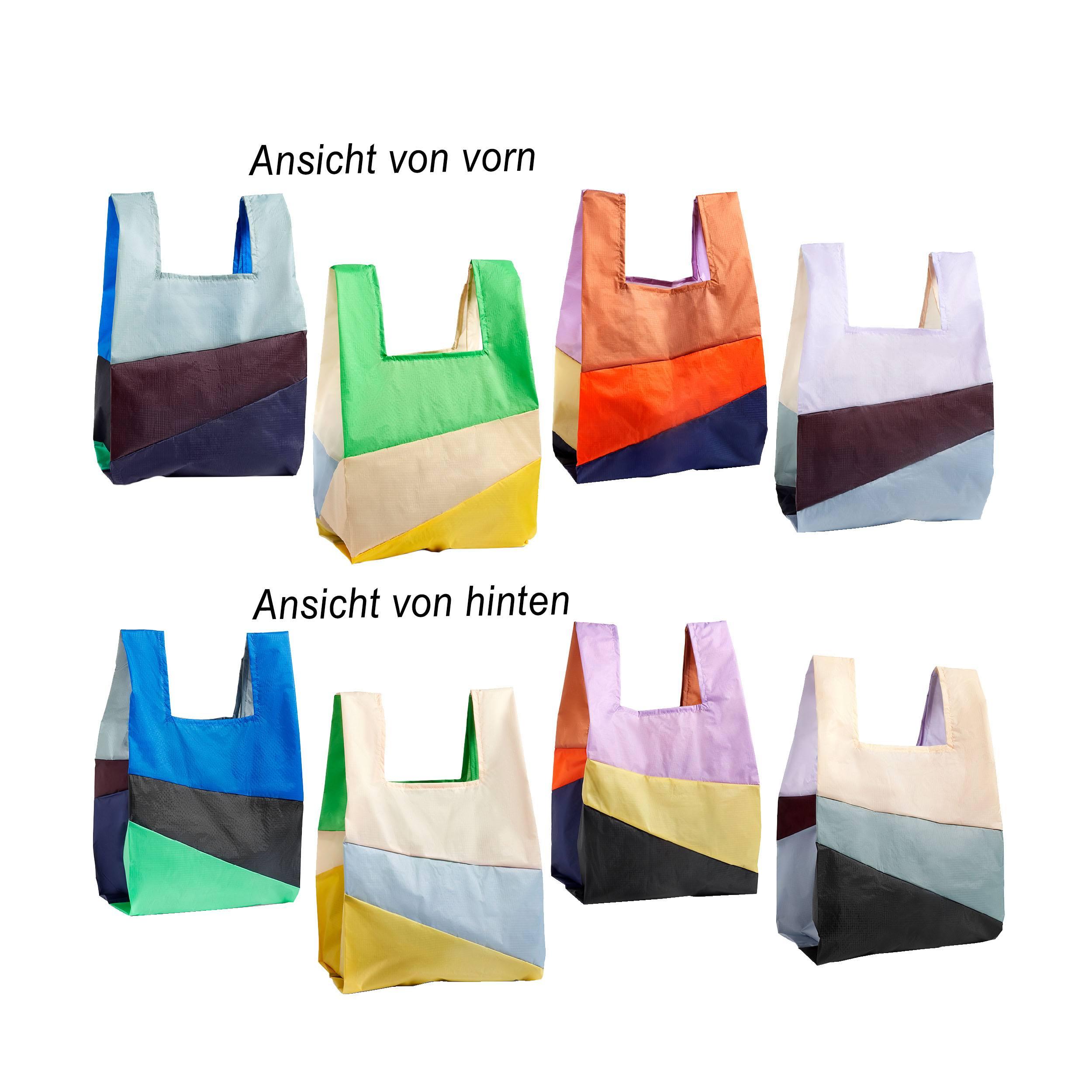 Six-Colour Tasche