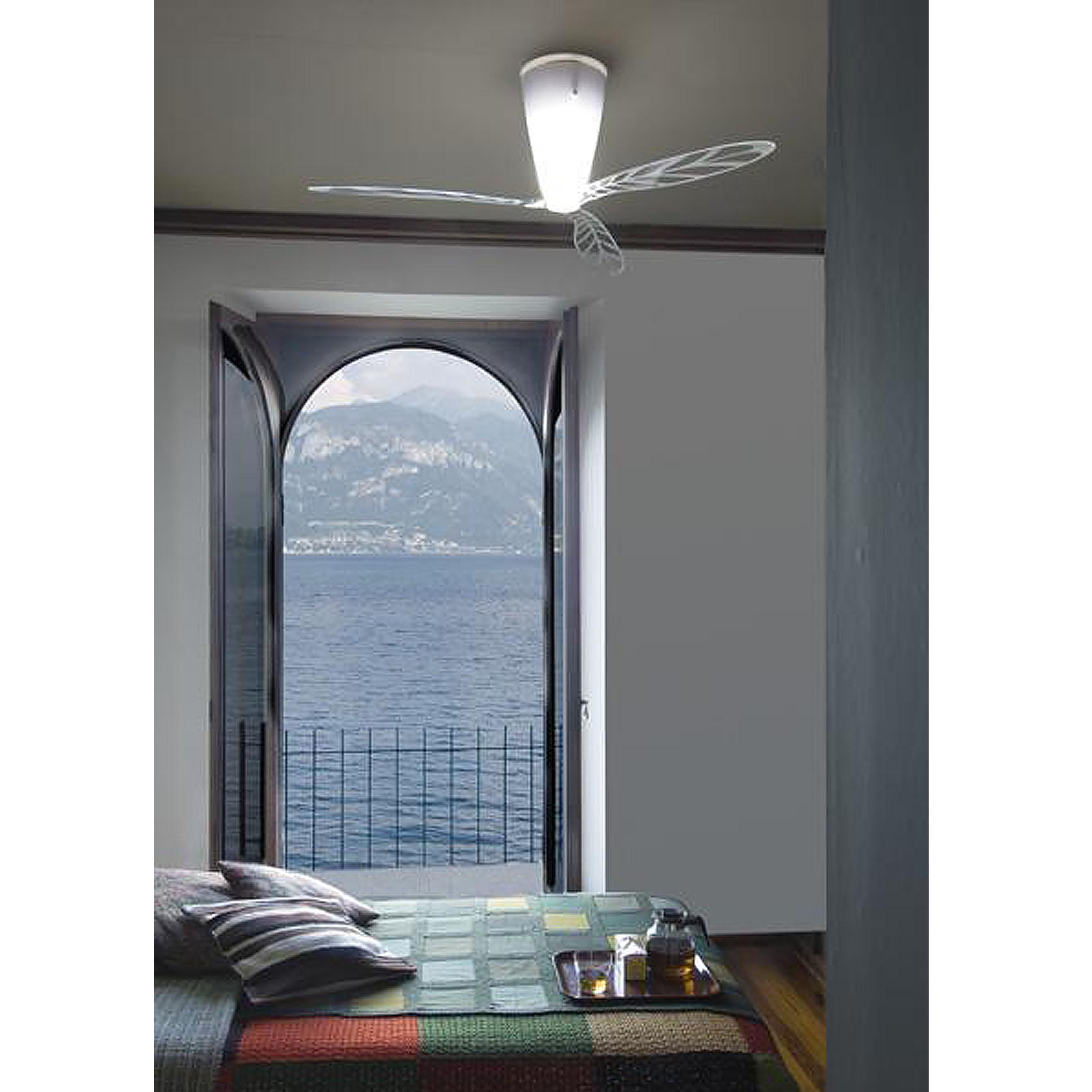 Blow Deckenventilator mit Beleuchtung