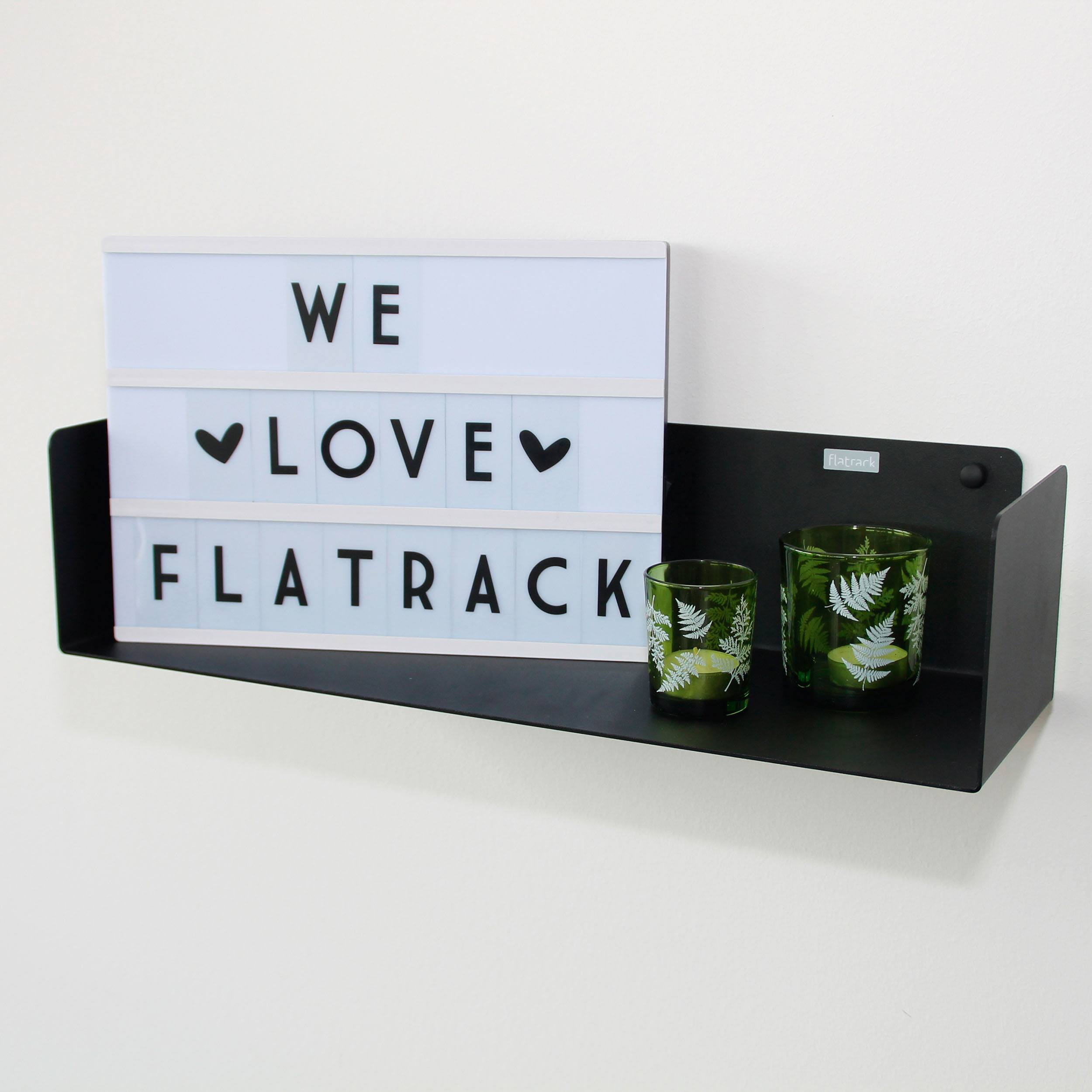 Flatrack Wandregal