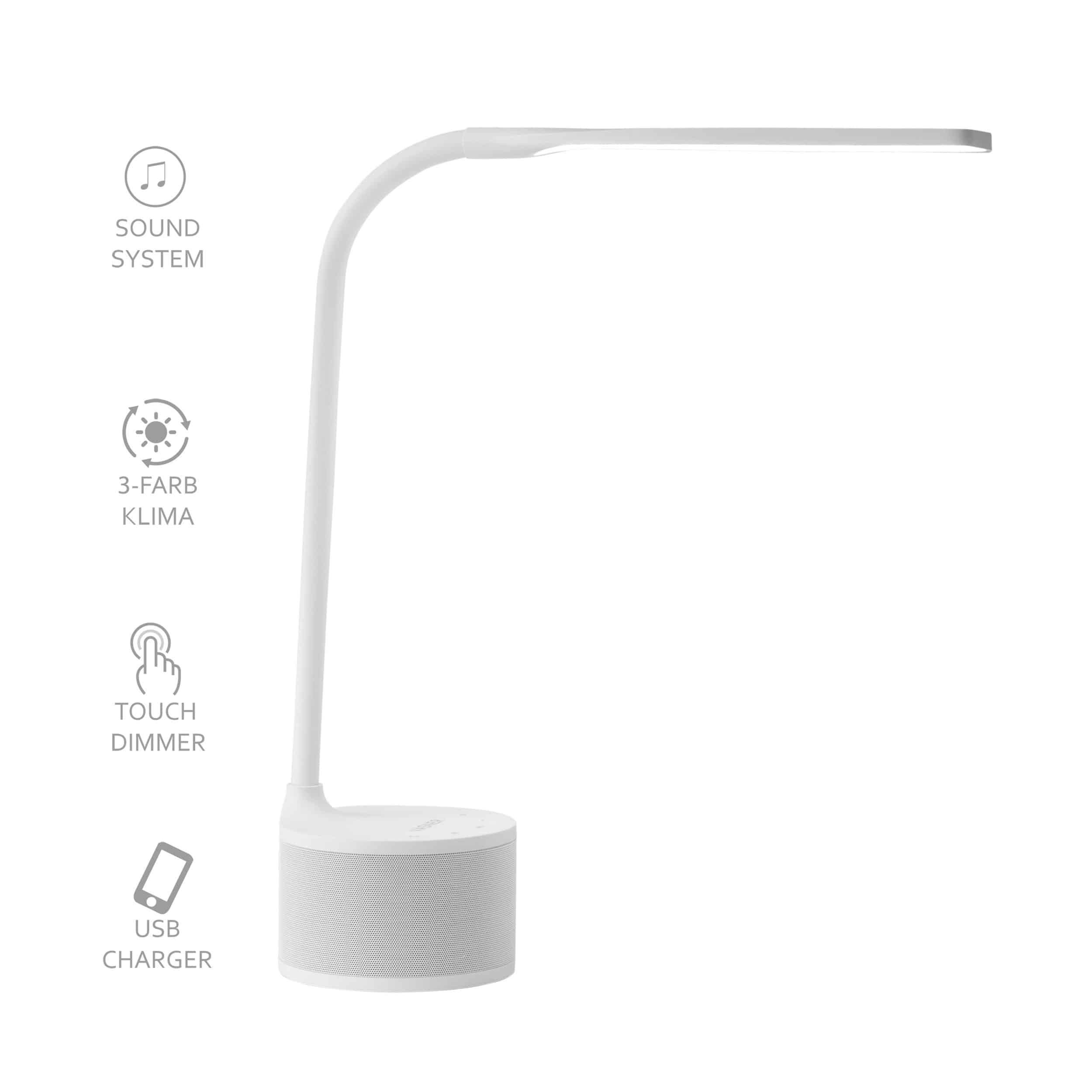 Lumbeat Bluetooth LED Tischleuchte