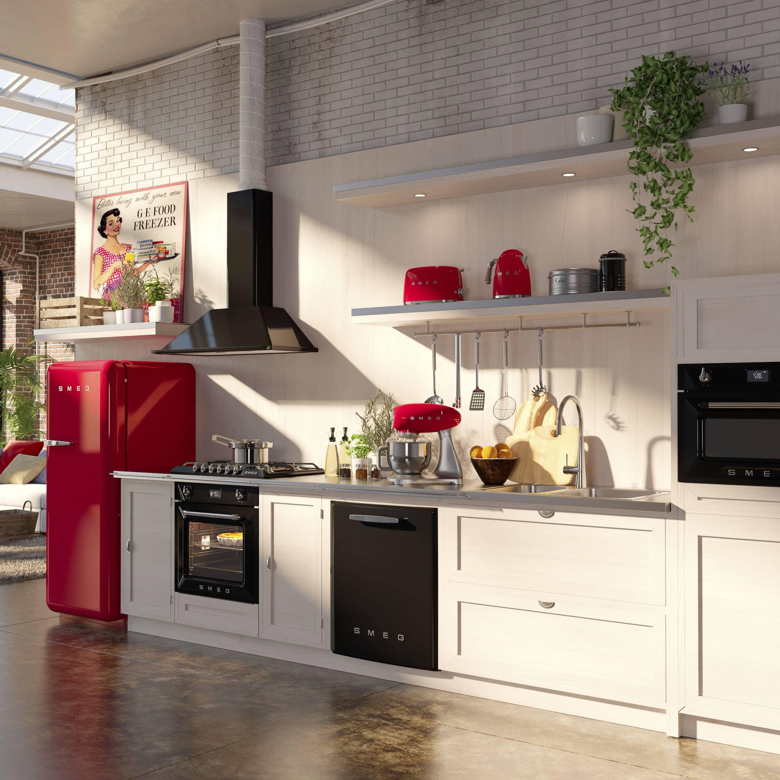 Smeg Küchenmaschine