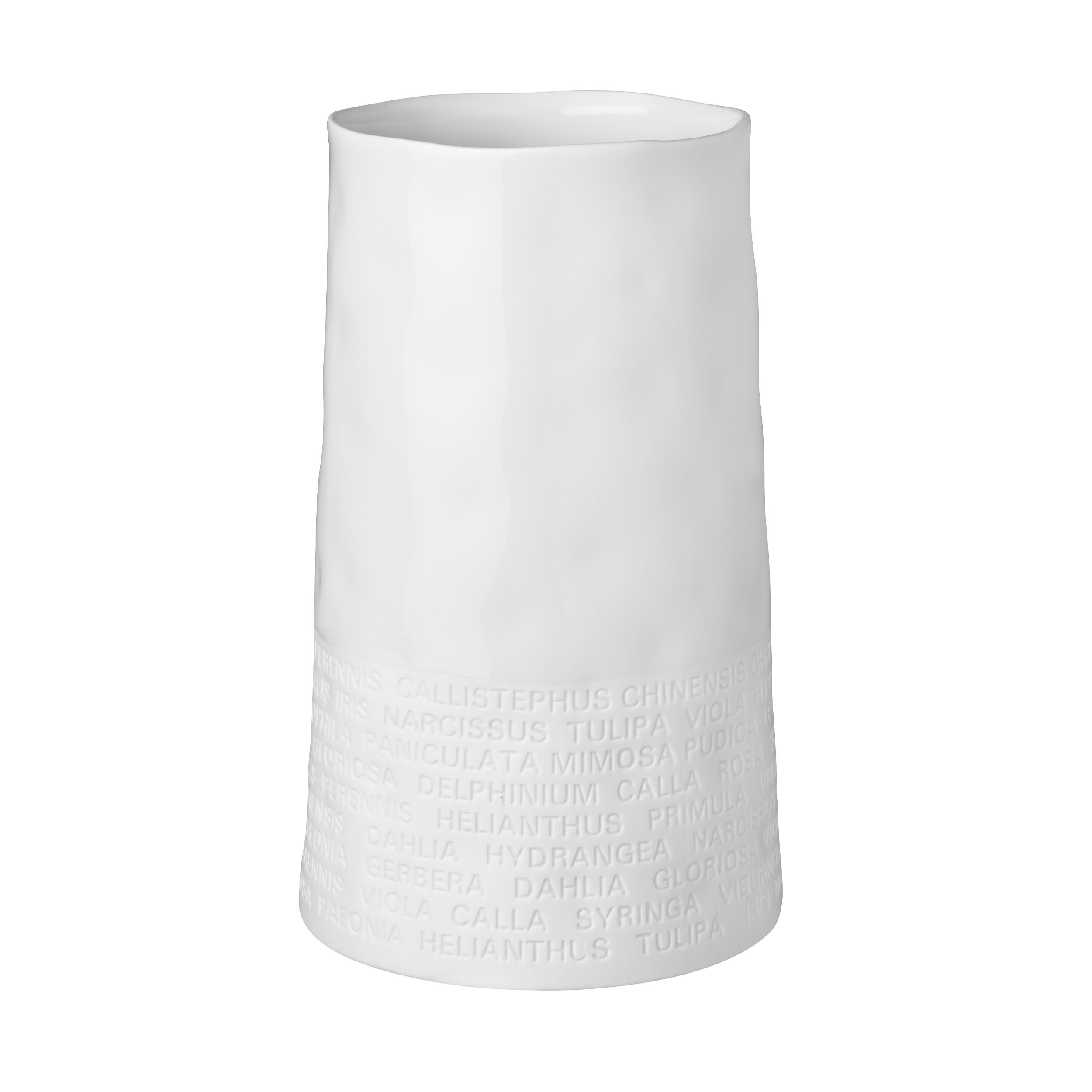 Raumpoesie Blumen Vase