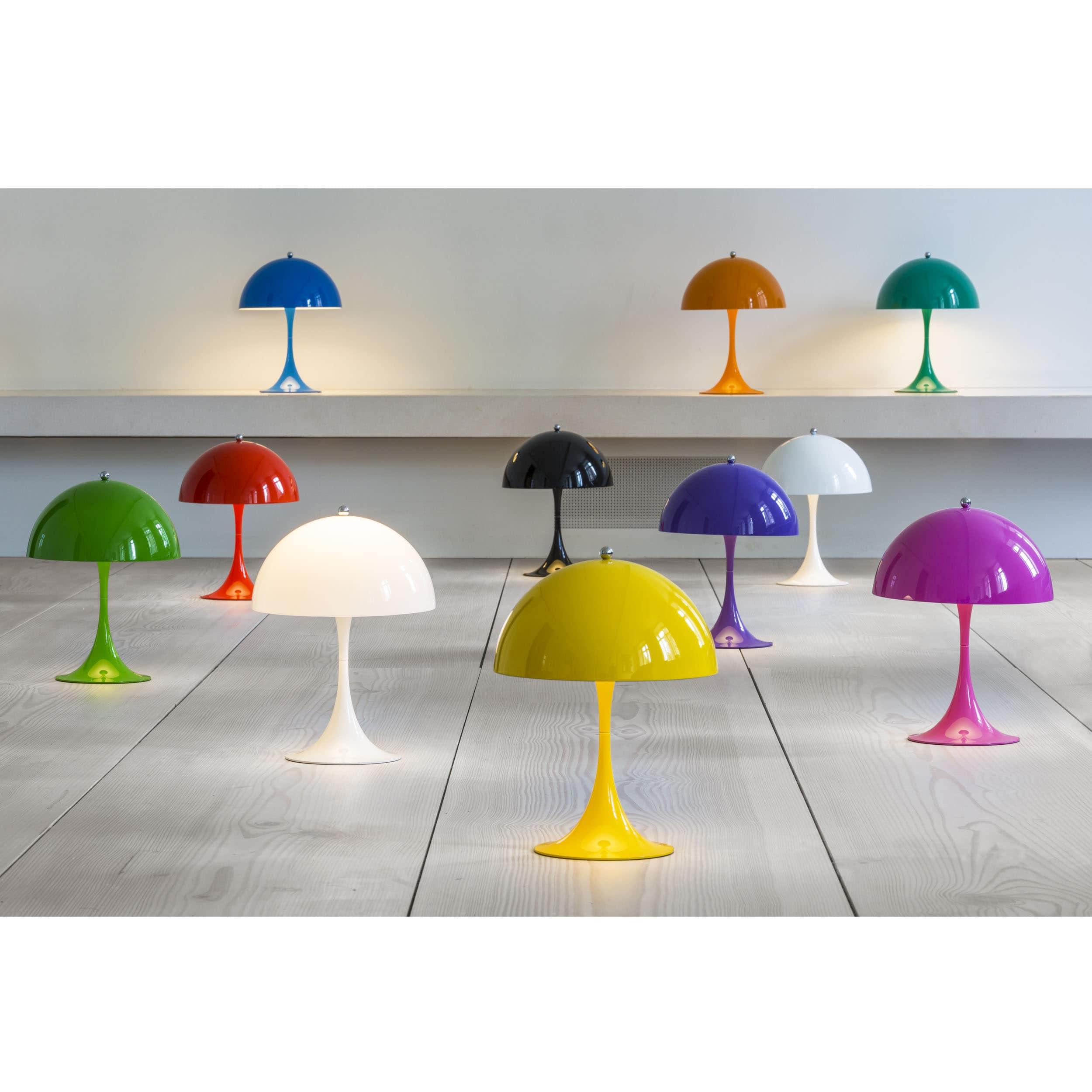 Panthella mini LED Tischleuchte