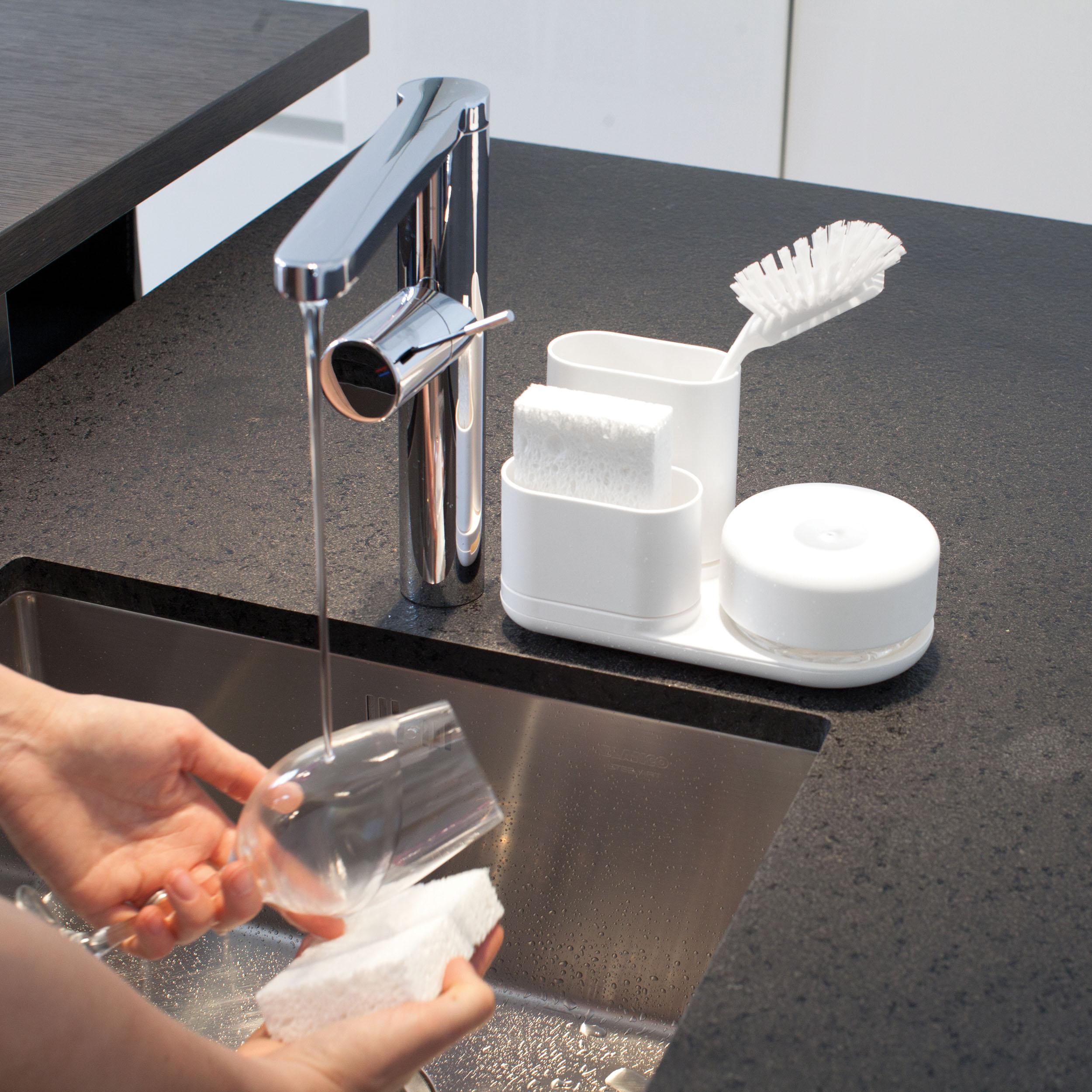 Do-Dish Utensilienhalter mit Seifenspender