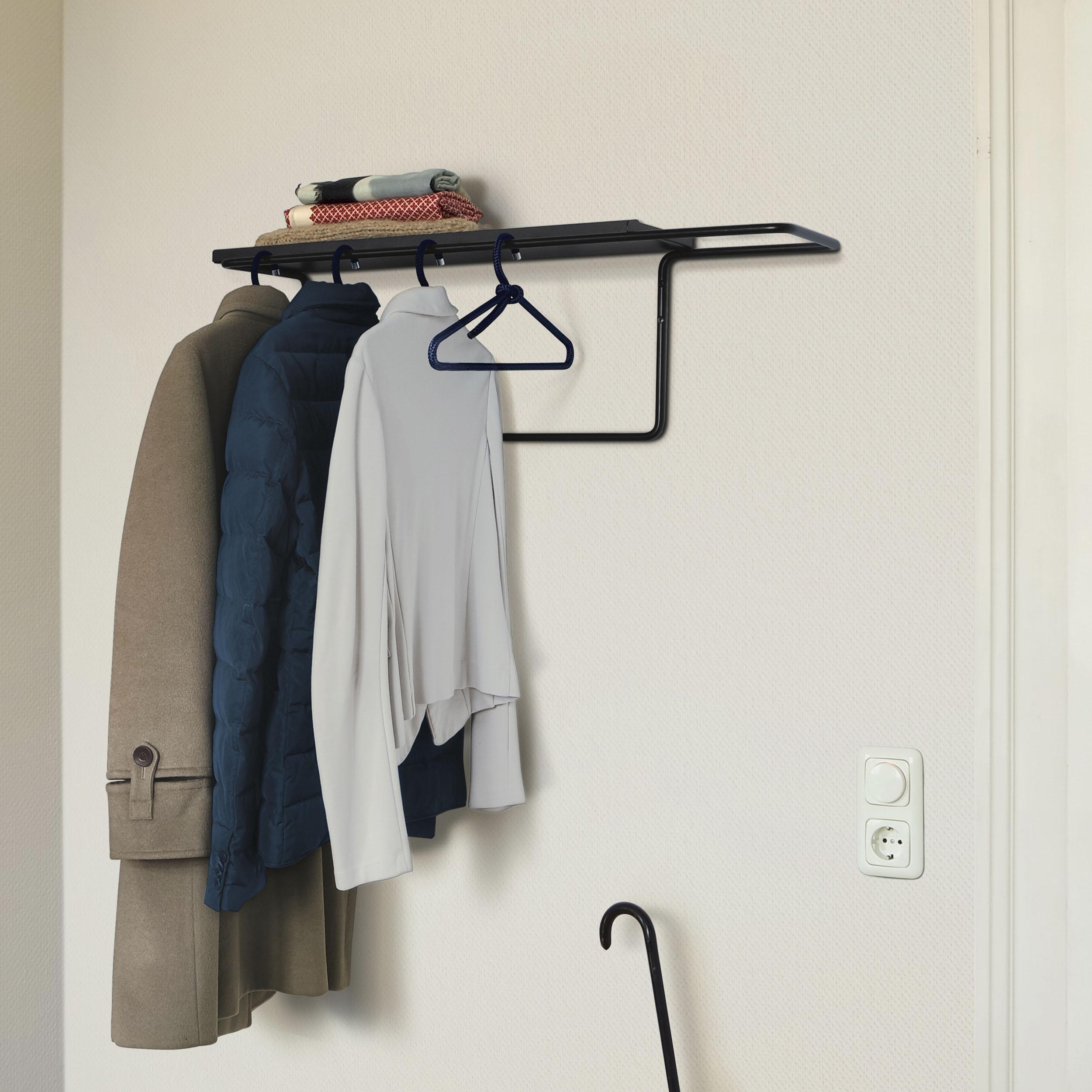 Wire L Garderobe