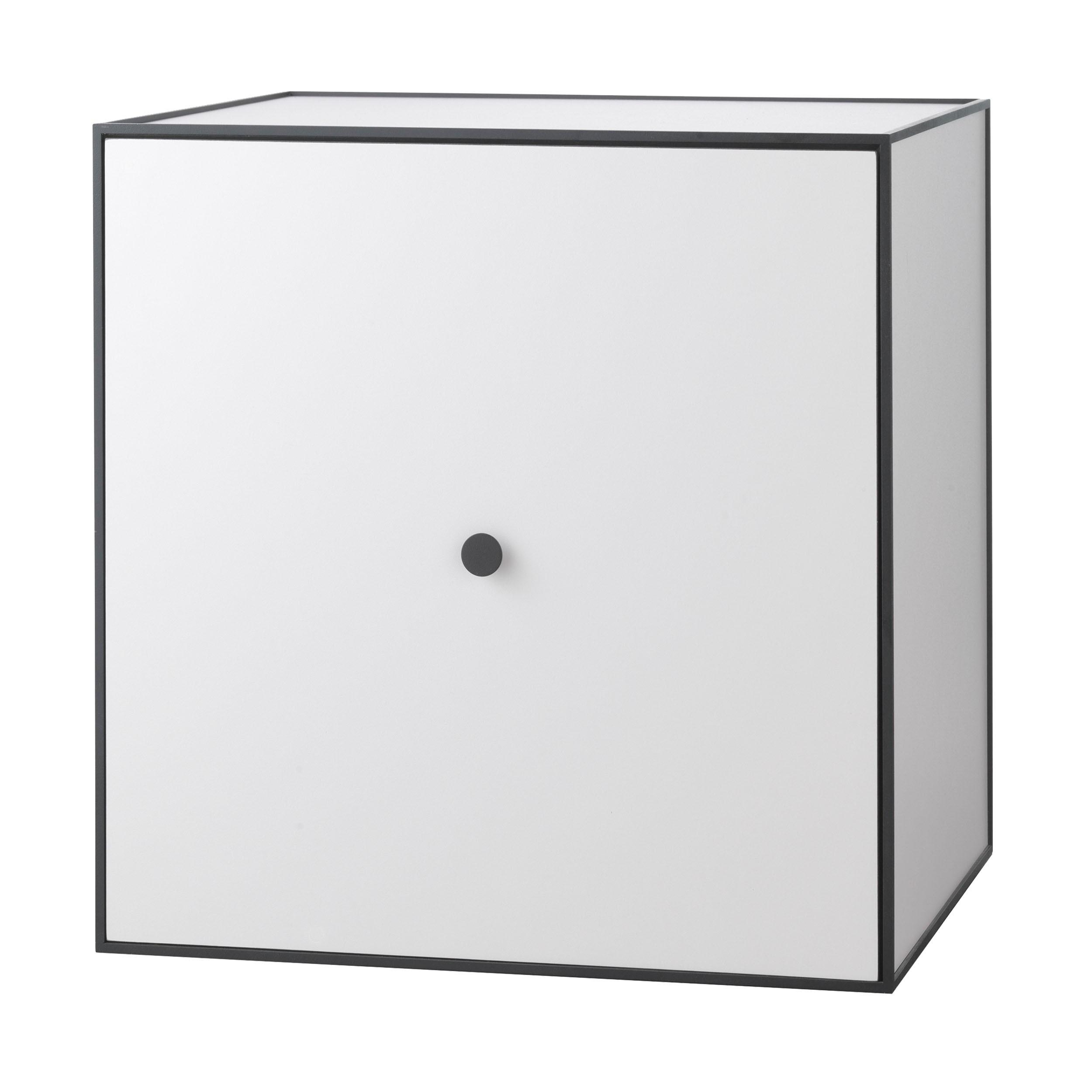 Frame Box mit Tür und Einlegeboden