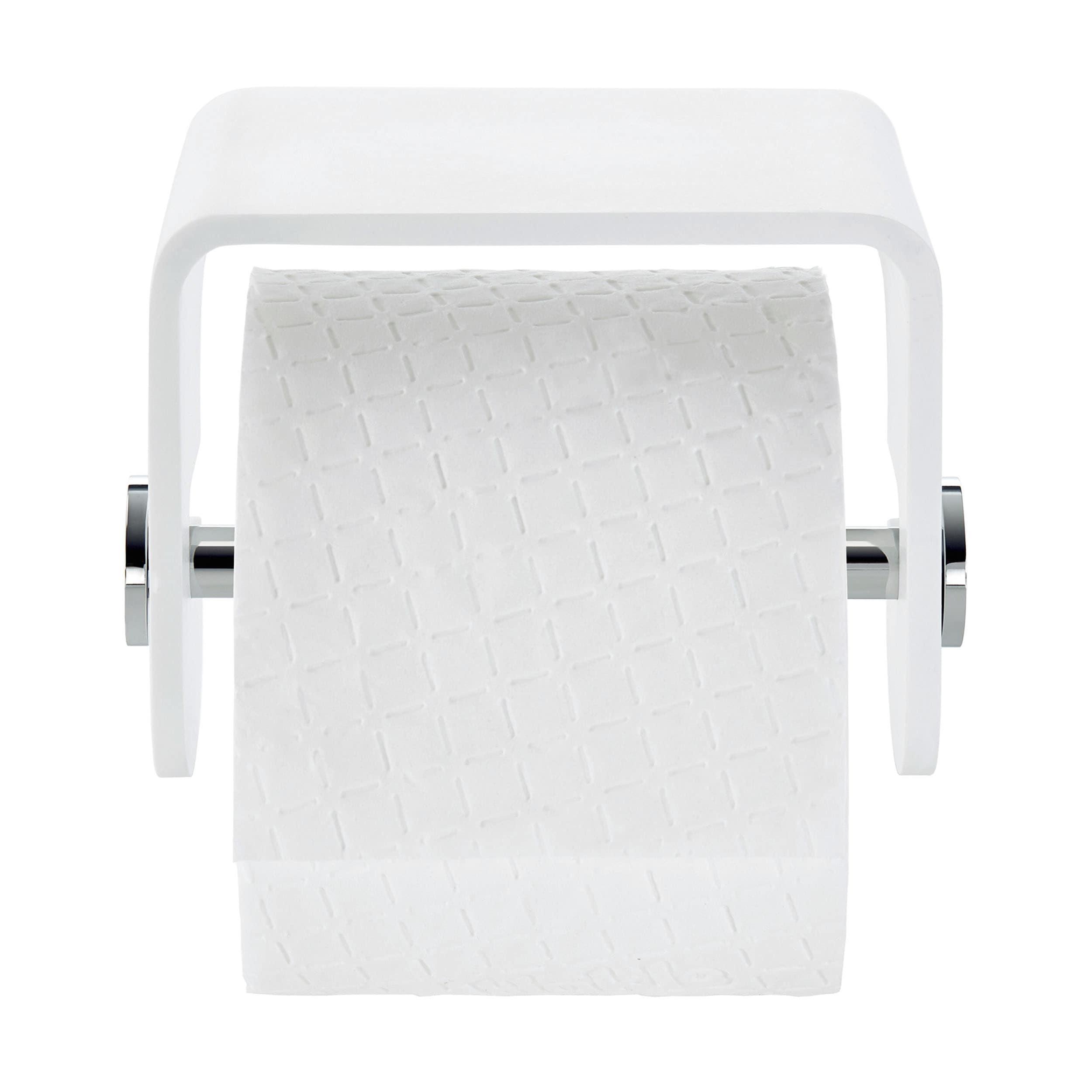 Stone Toilettenpapierhalter mit Ablage
