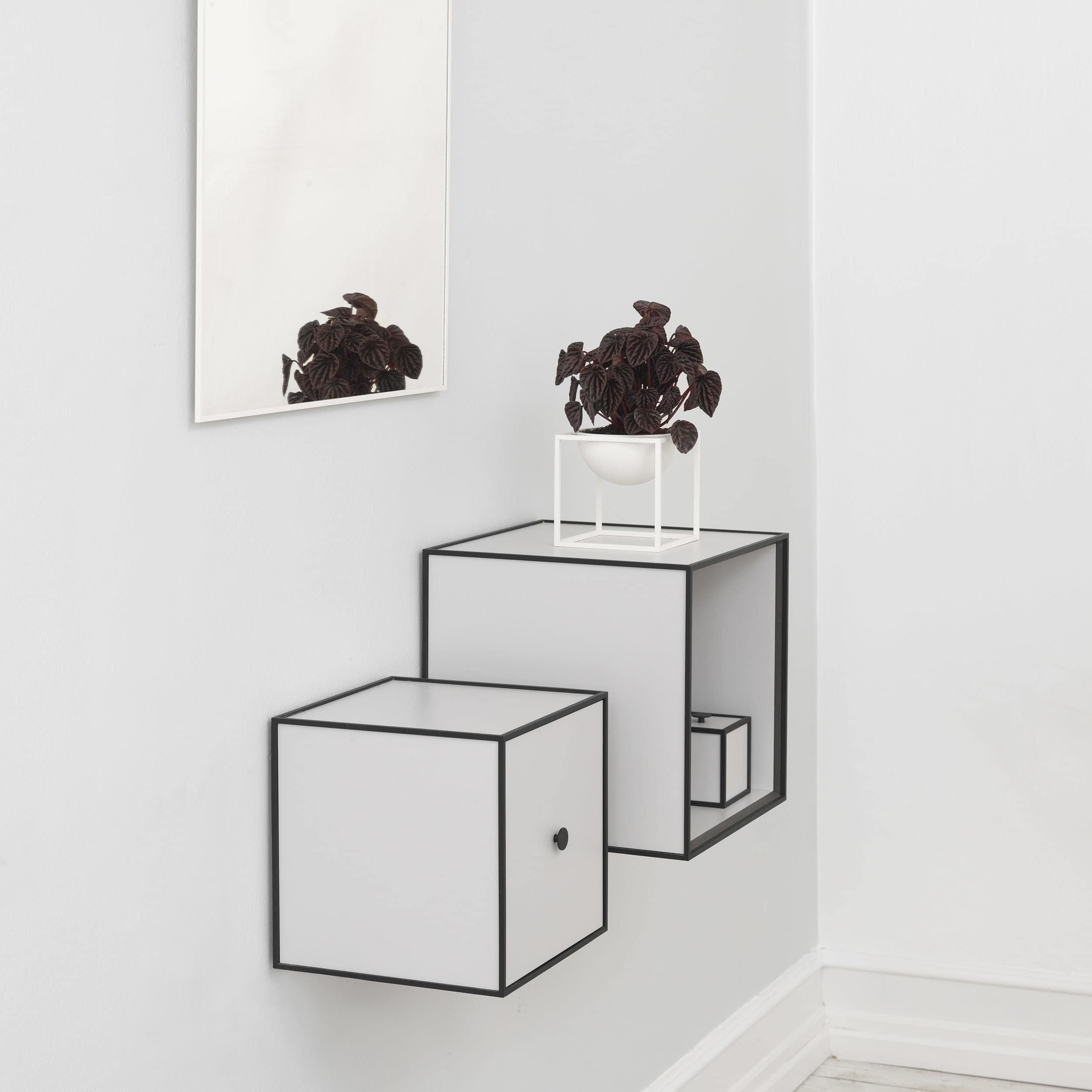 Frame Box mit Tür