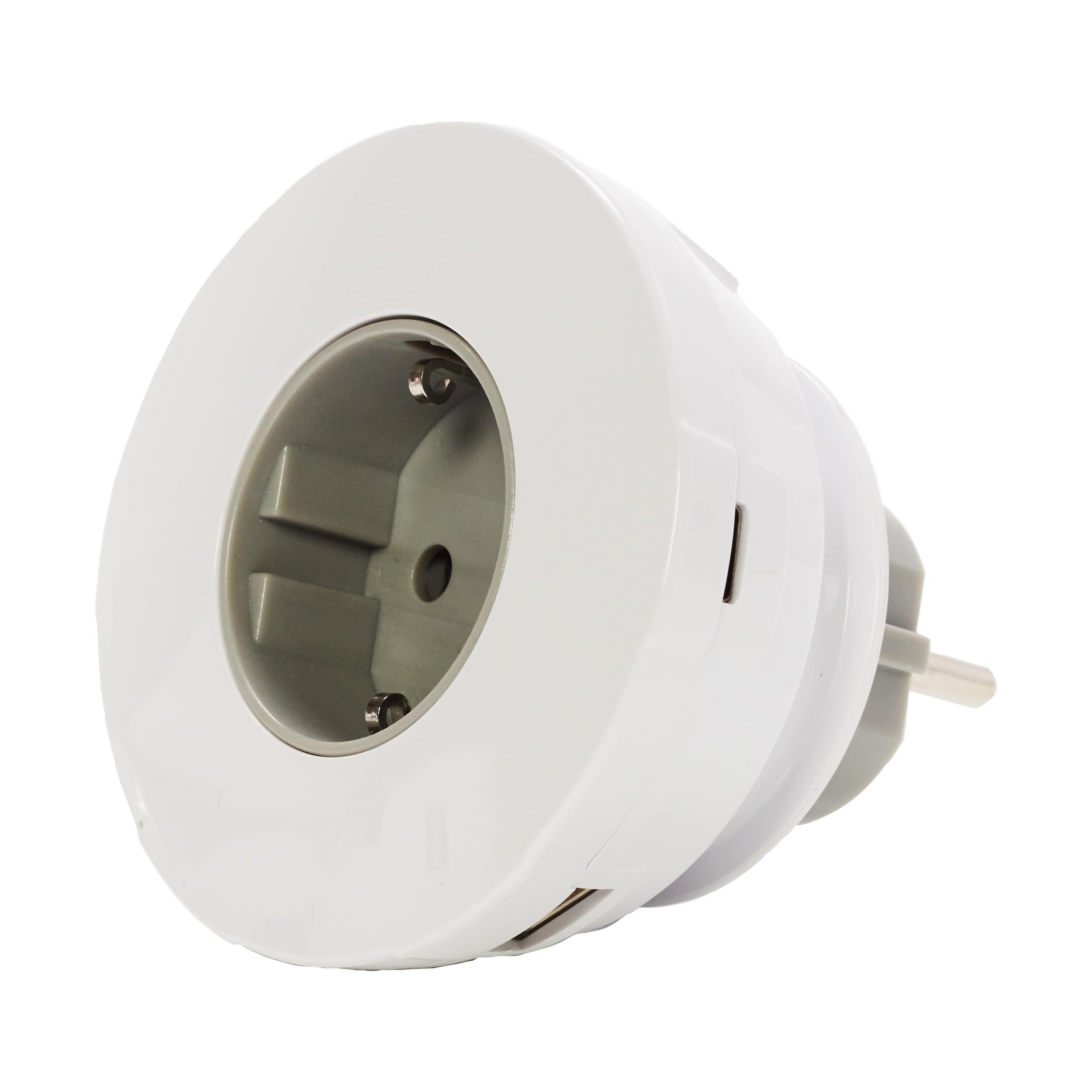 USB Plug Steckdose und Ladestation