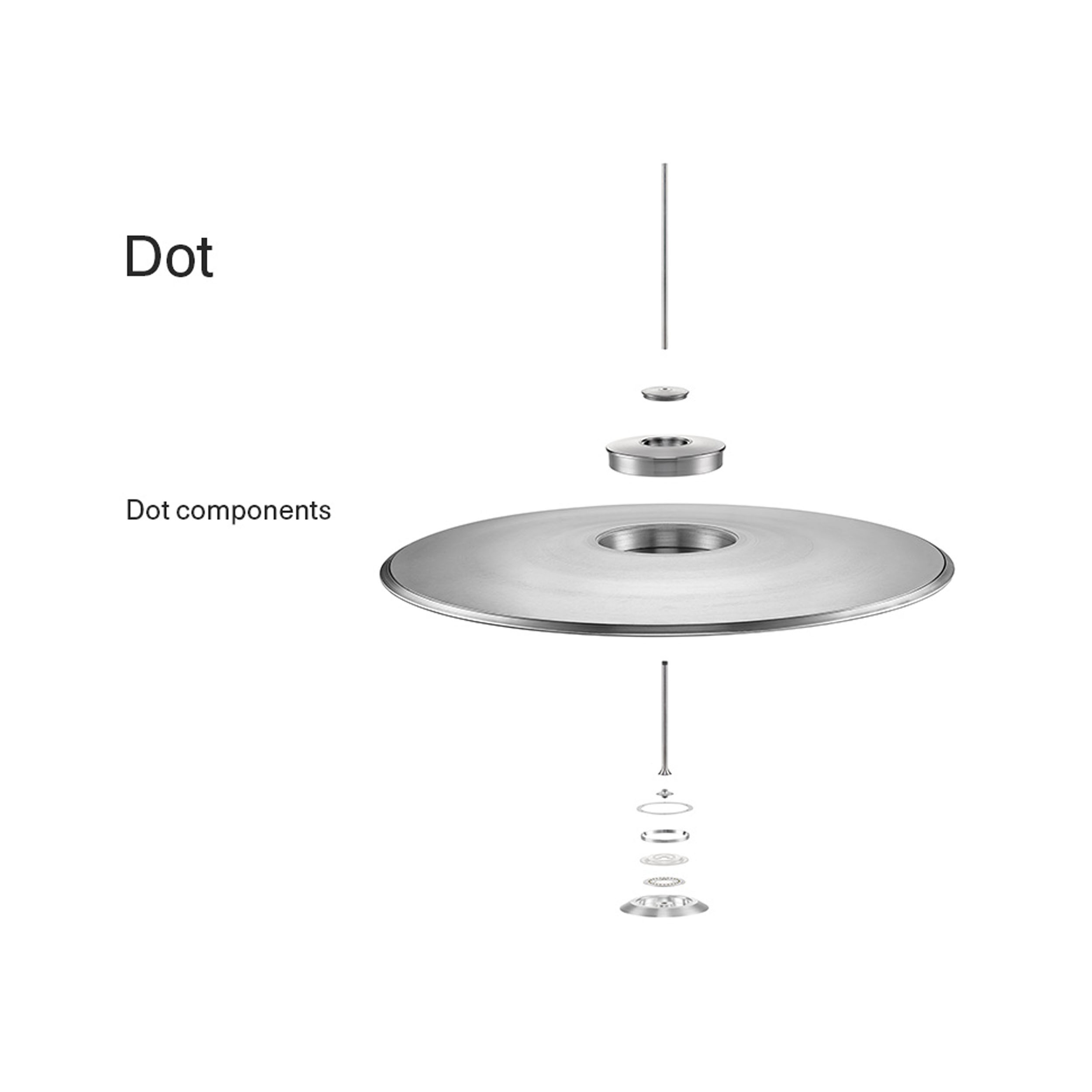 Dot LED Pendelleuchte