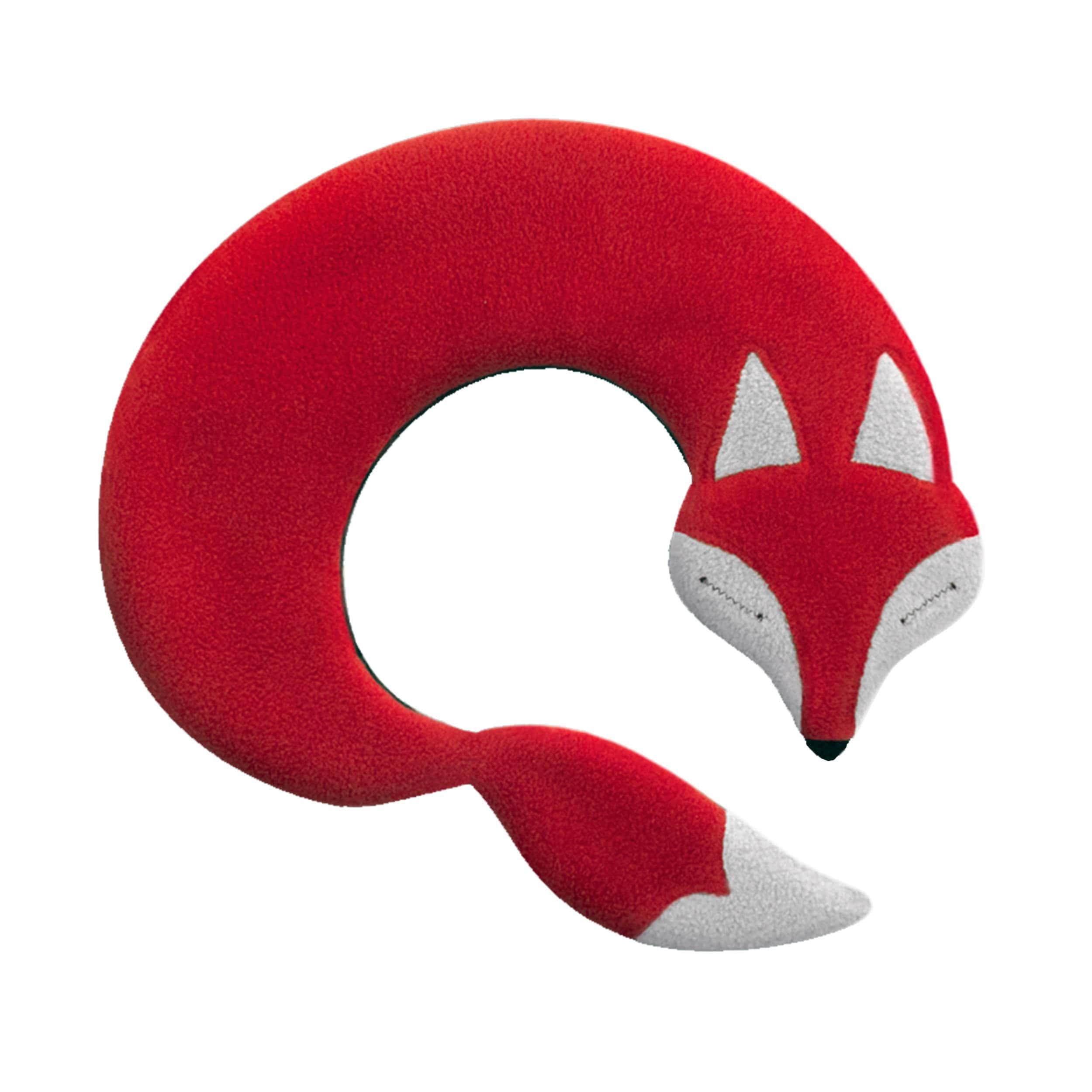 Der Fuchs Noah Wärmekissen