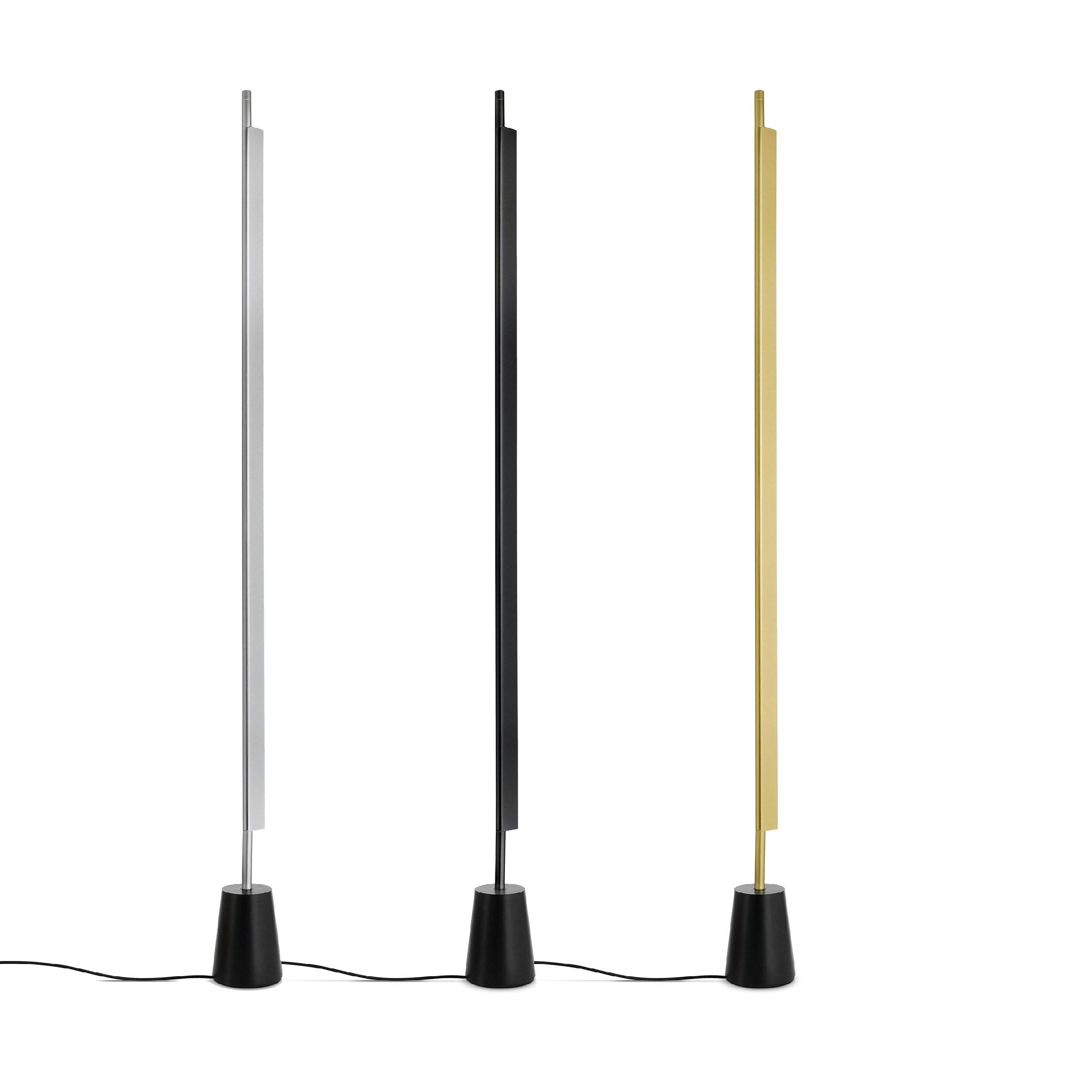 Compendium LED Stehleuchte warmweiß