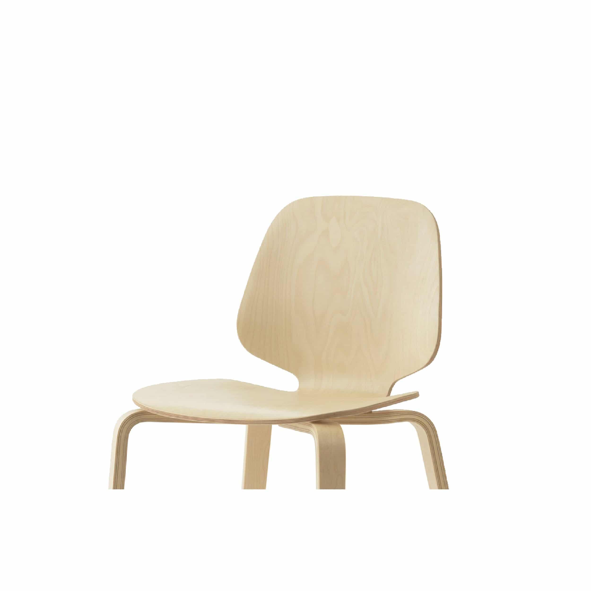 My Chair Wood Barhocker