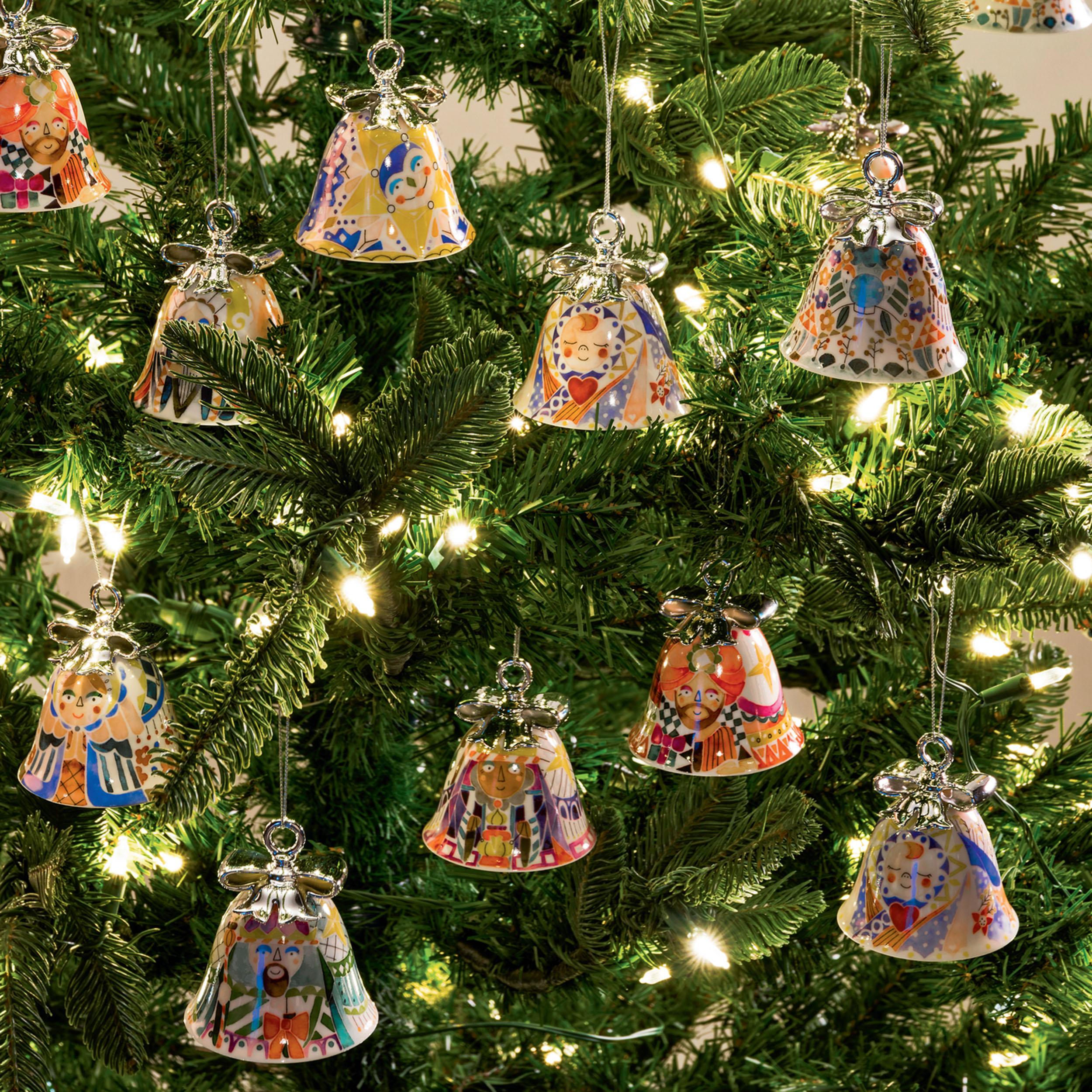 Holy Family Kaspar Weihnachtsglocke