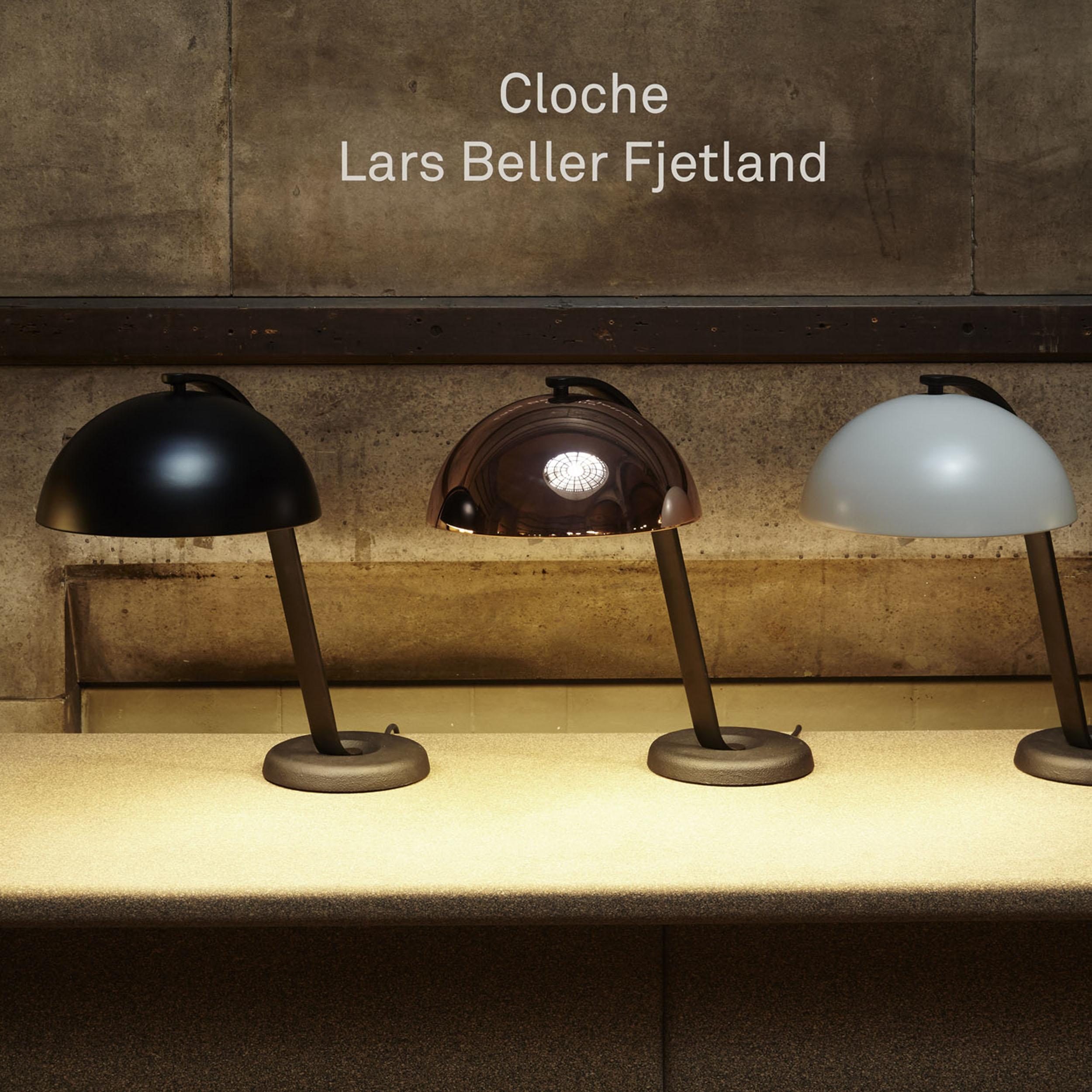 Cloche Tischleuchte