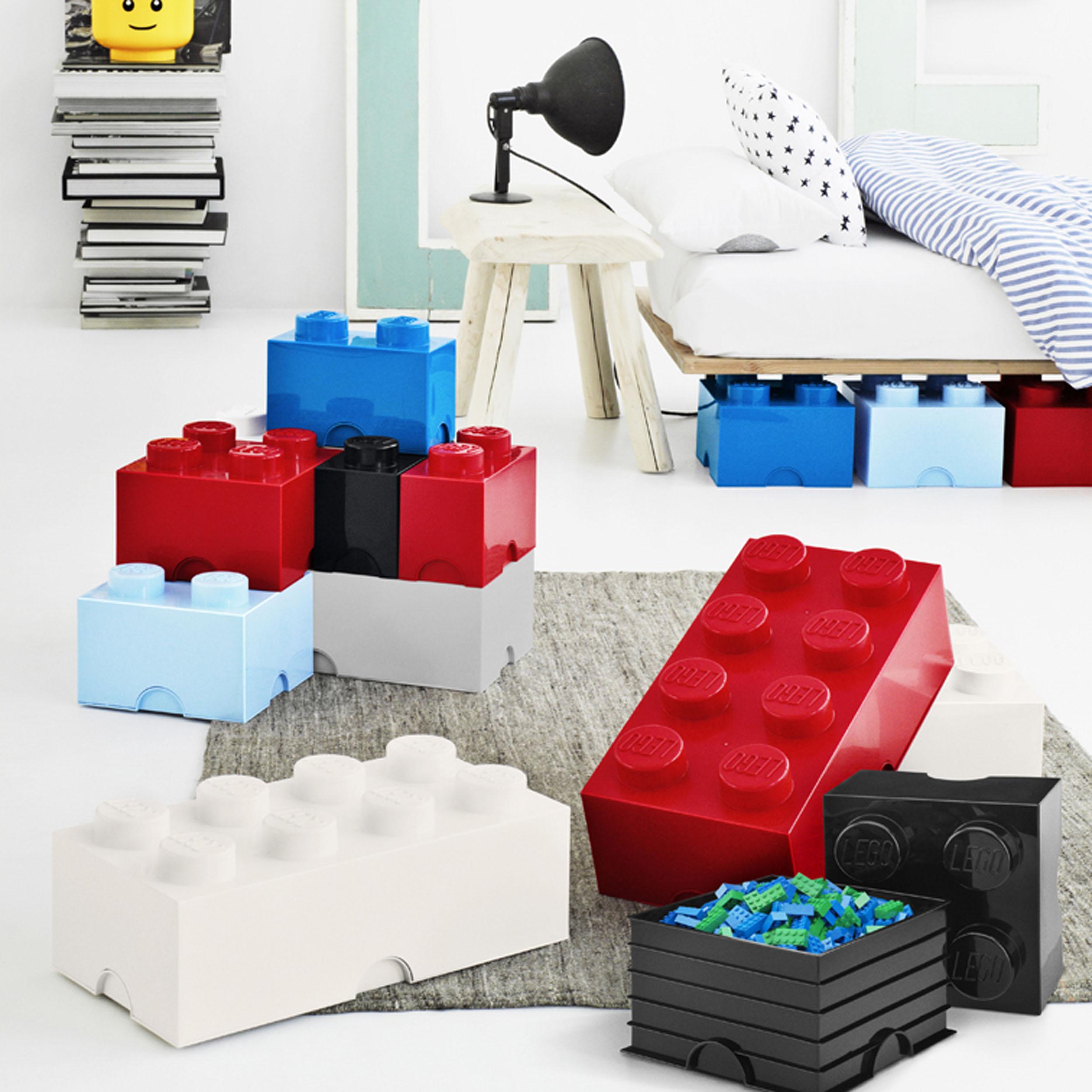 LEGO® Storage Aufbewahrungsbox Brick 8