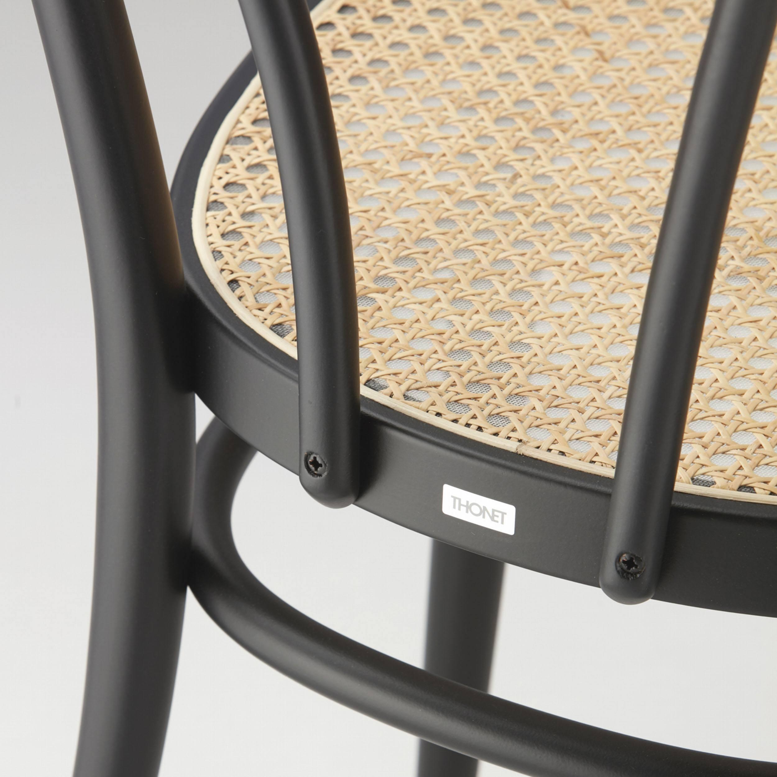 218 Stuhl mit Wiener Geflecht