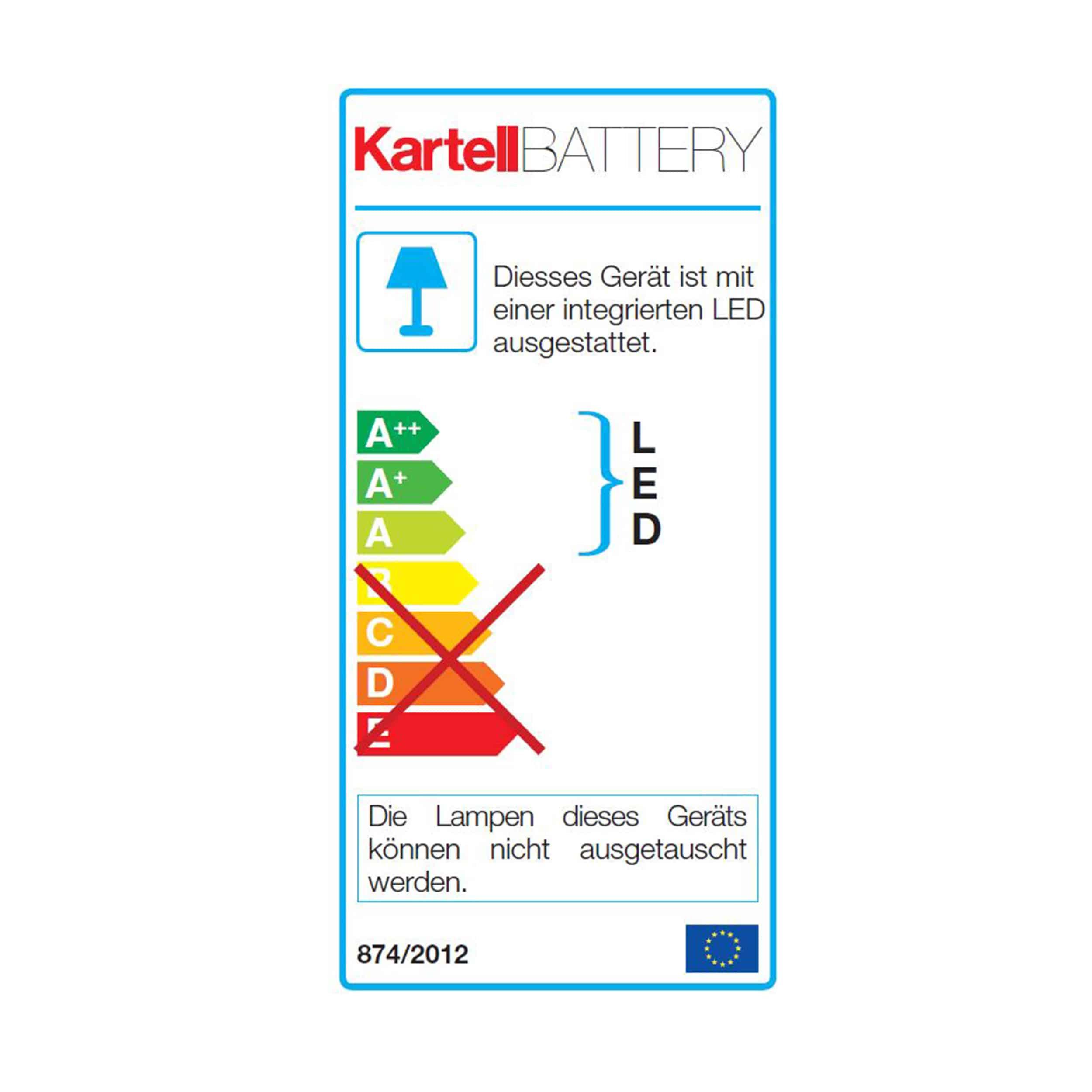 Battery Mobile LED Tischleuchte
