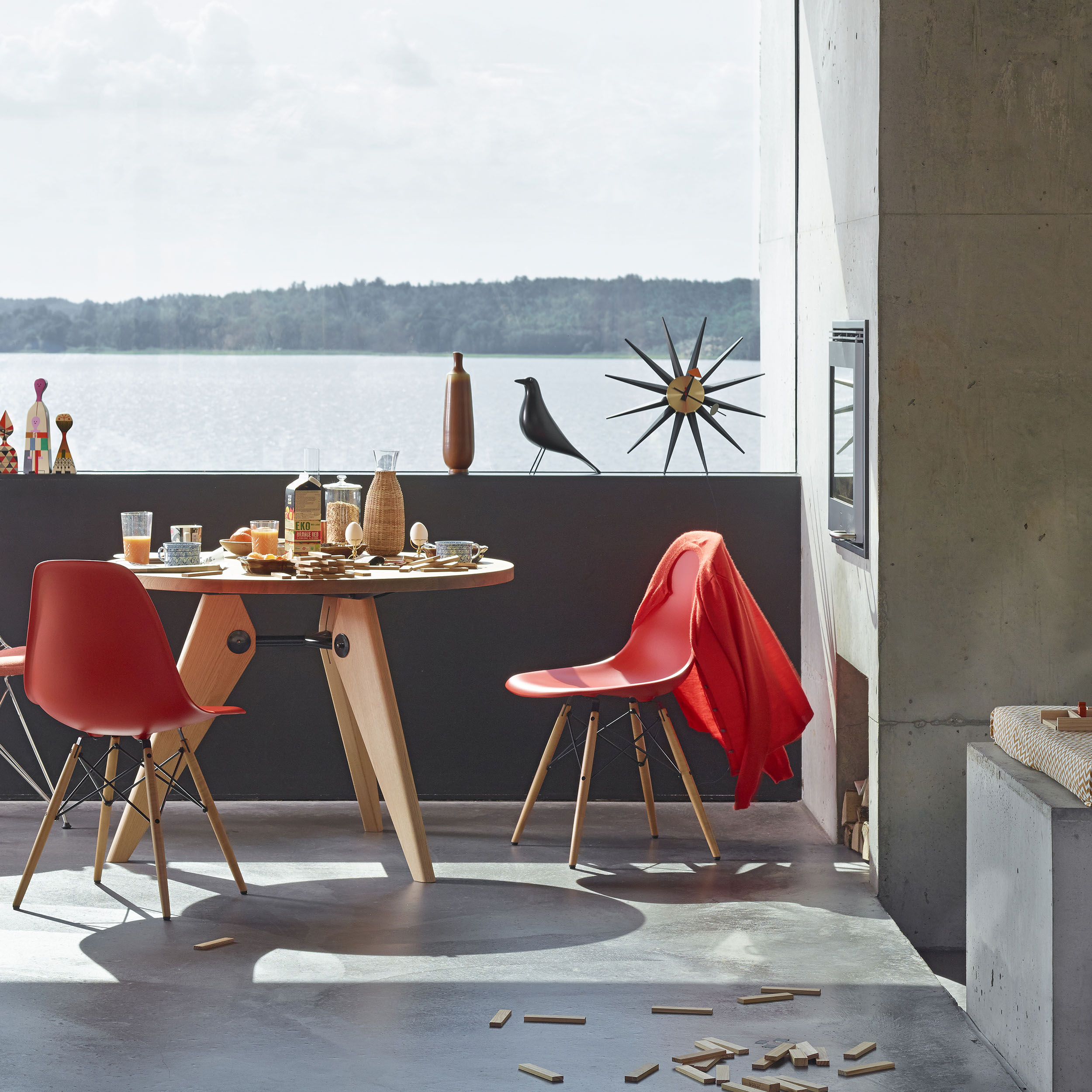 Eames House Bird Vogelfigur
