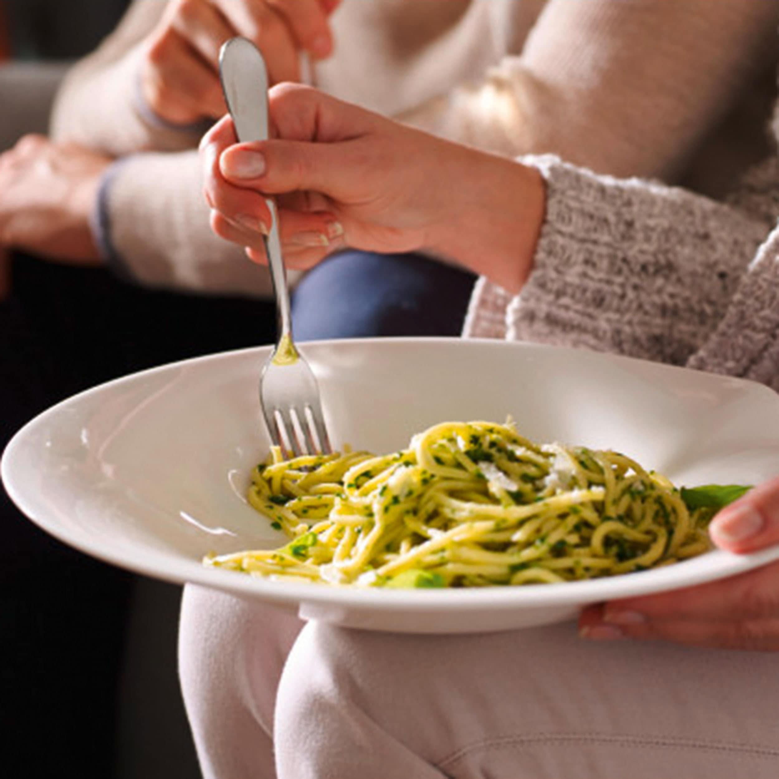 Pasta Passion Spaghetti Teller 2er-Set