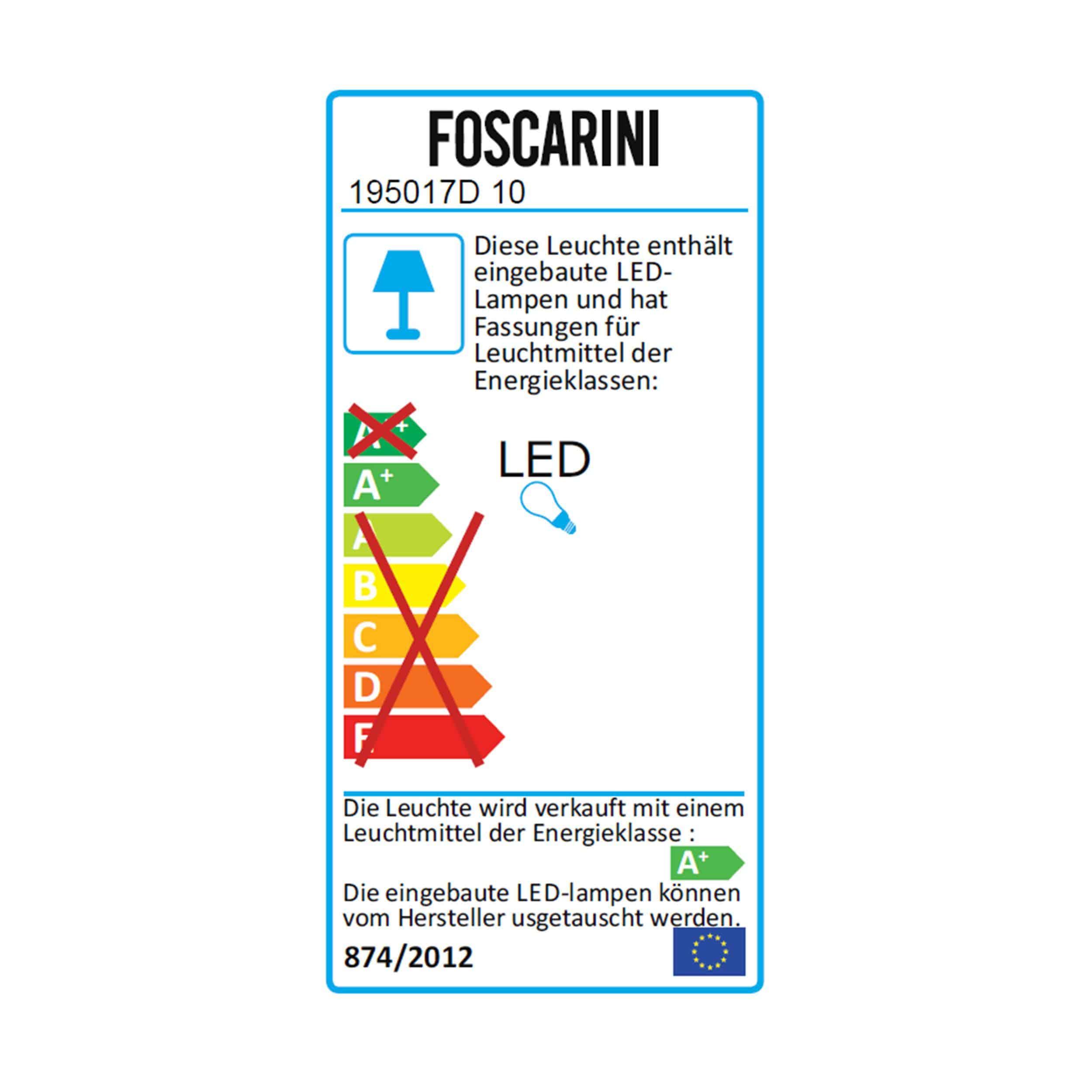 Aplomb Large LED Pendelleuchte