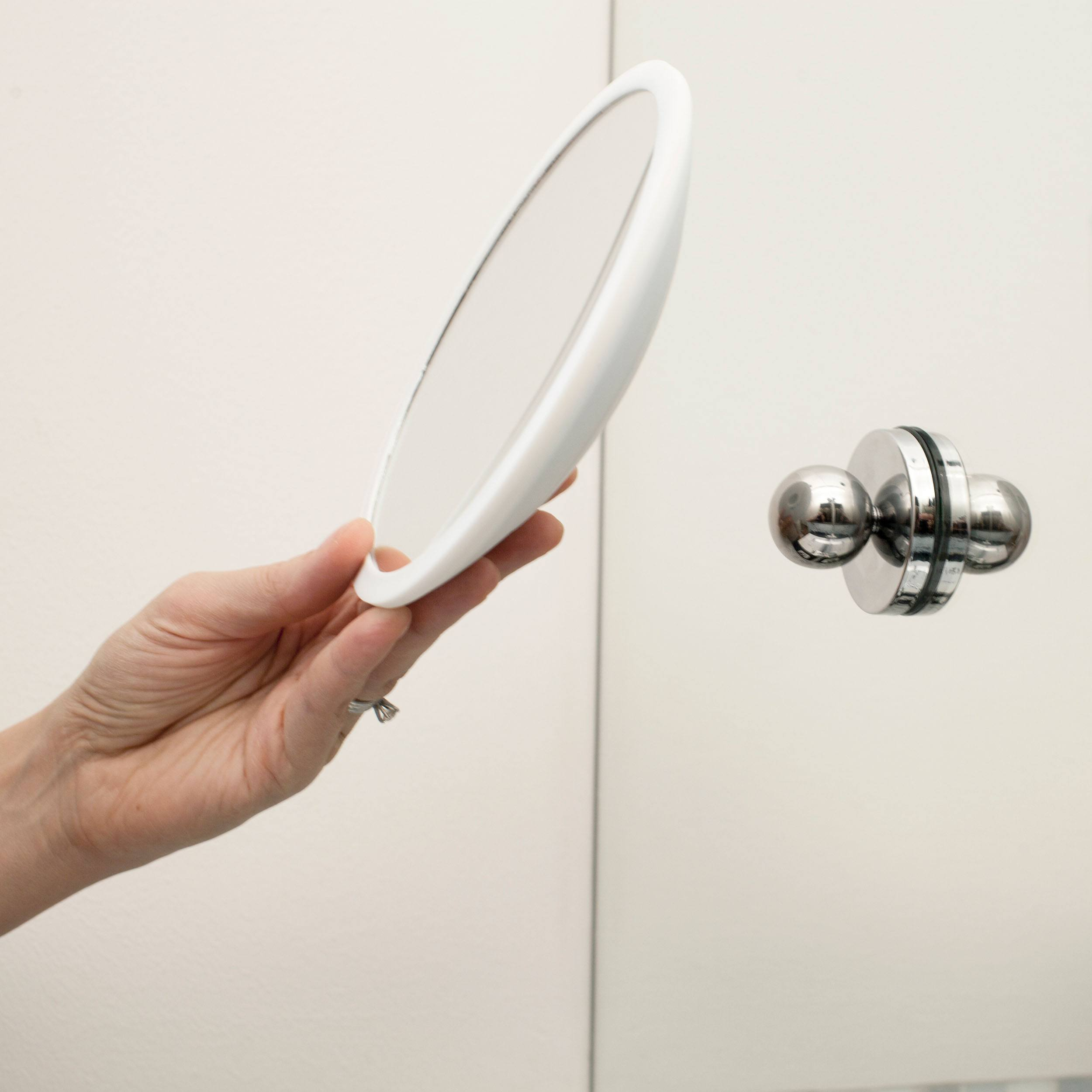 AirMirror Plus Wand-Kosmetikspiegel 5-fach