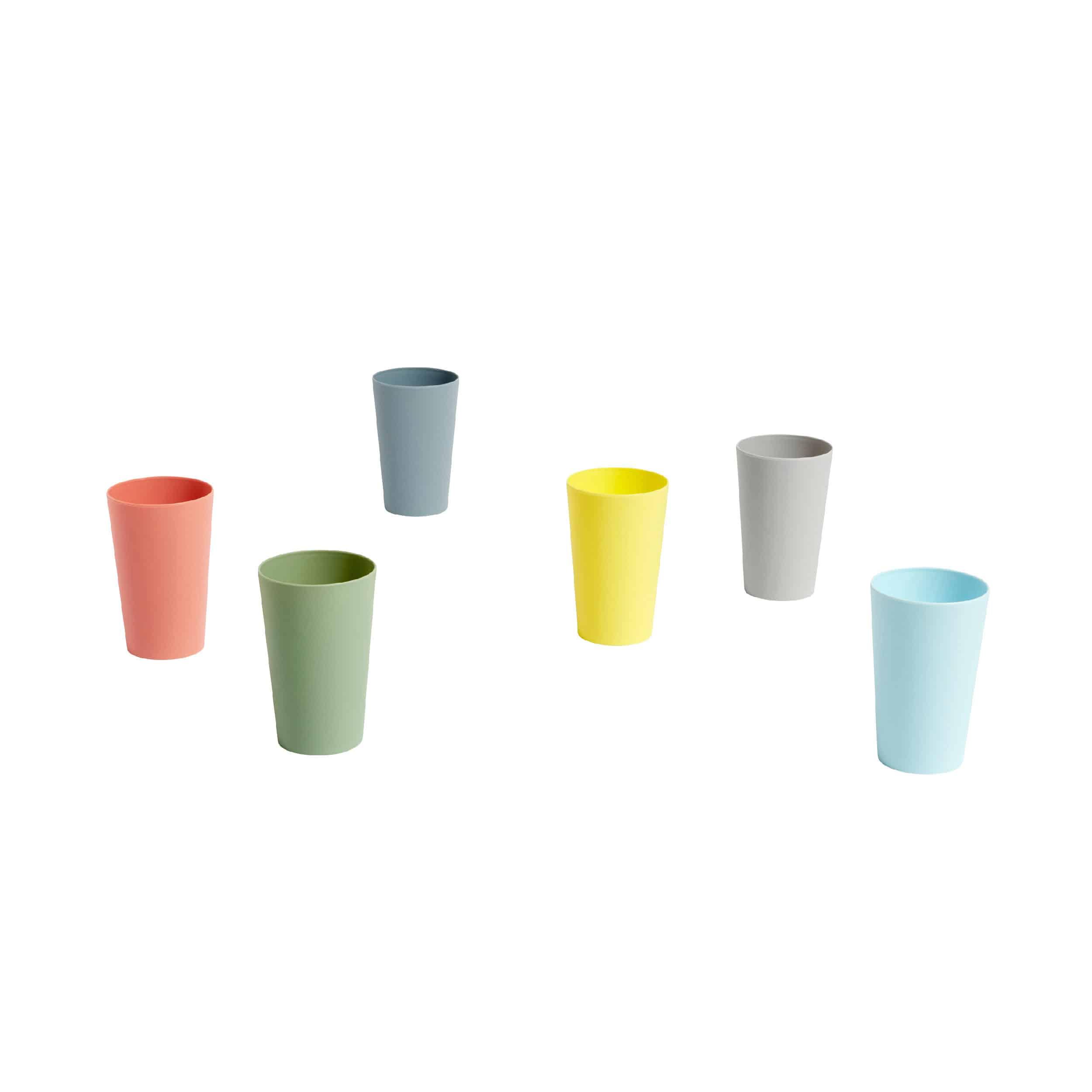 Paquet Cup Becher 6er-Set