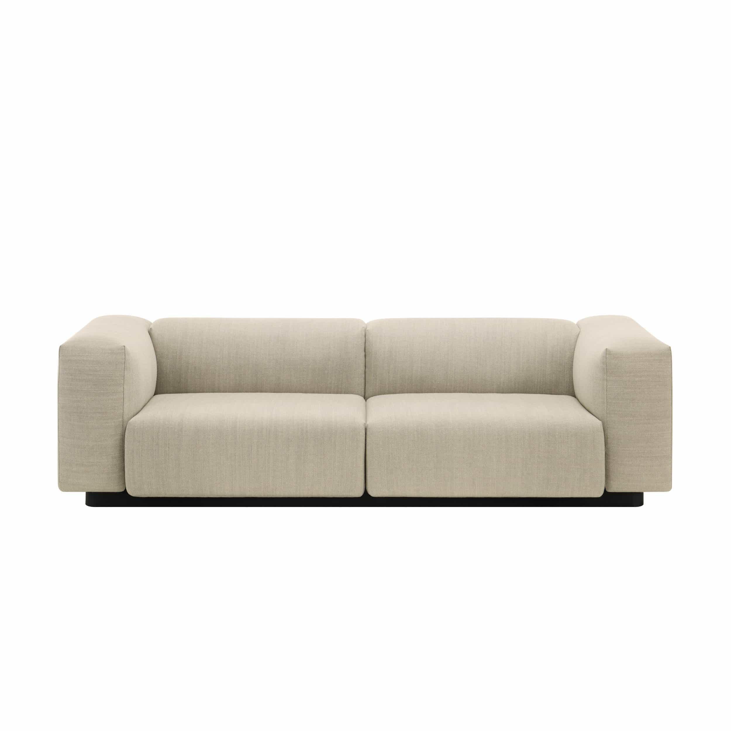 Soft Modular 2-Sitzer Sofa
