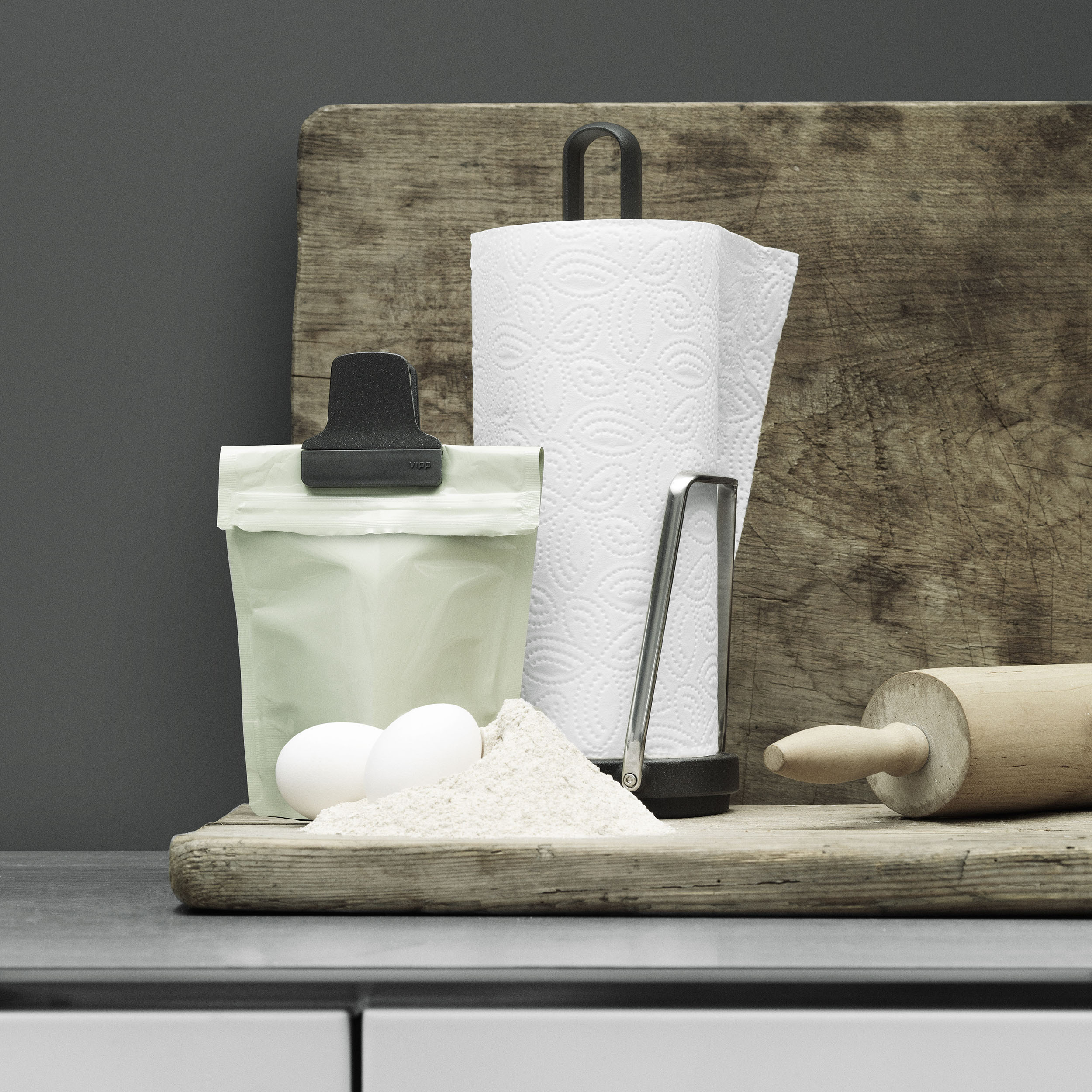 Vipp 266 Küchenrollenhalter