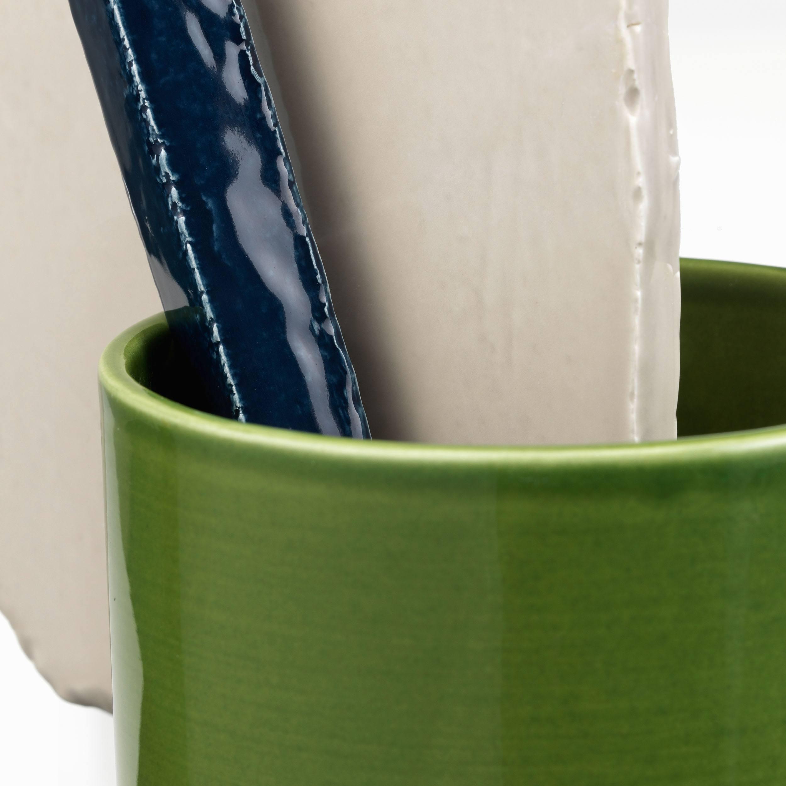 Découpage Barre Vase