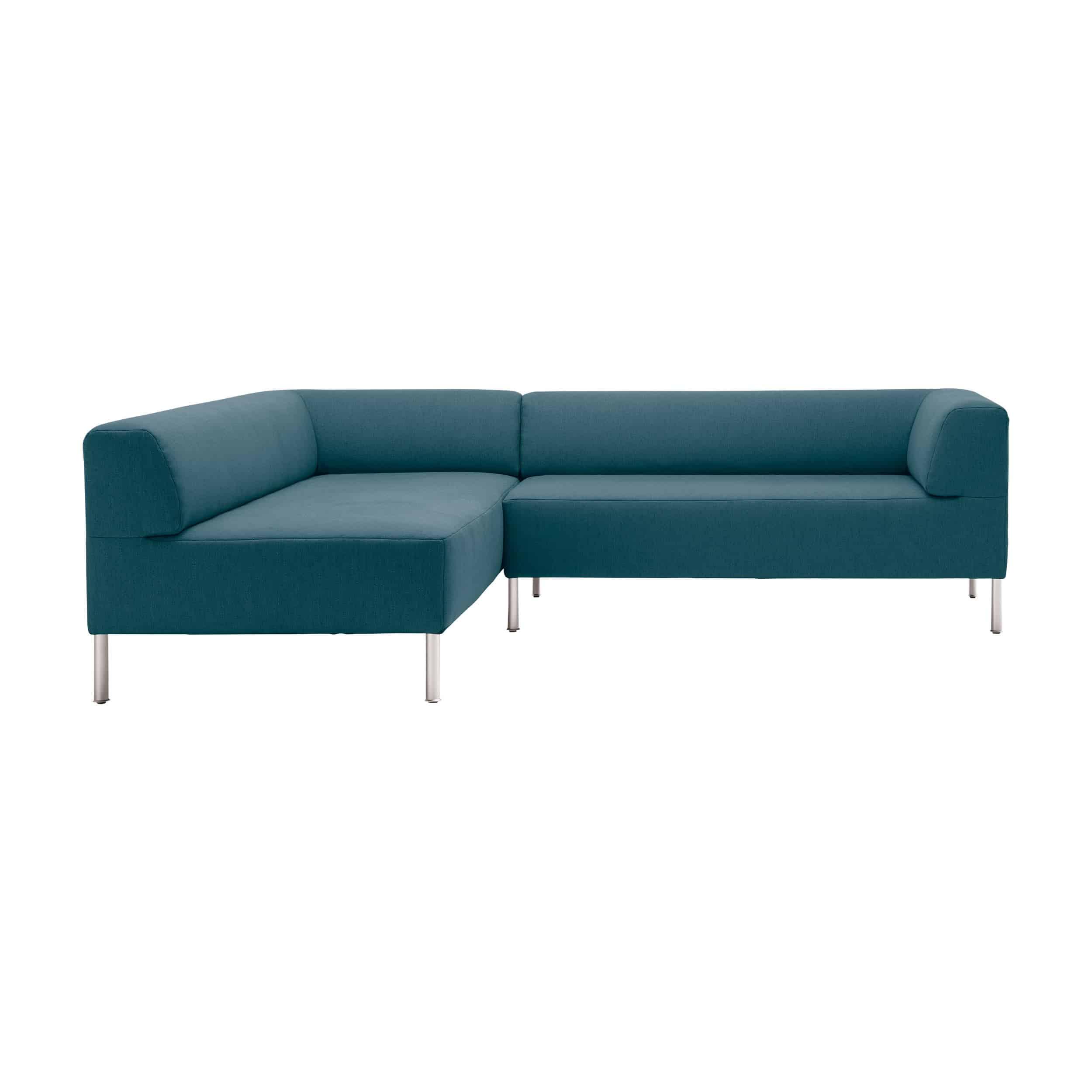 freistil 185 Glücklich-Mach Kombi Sofa mit Longchair links