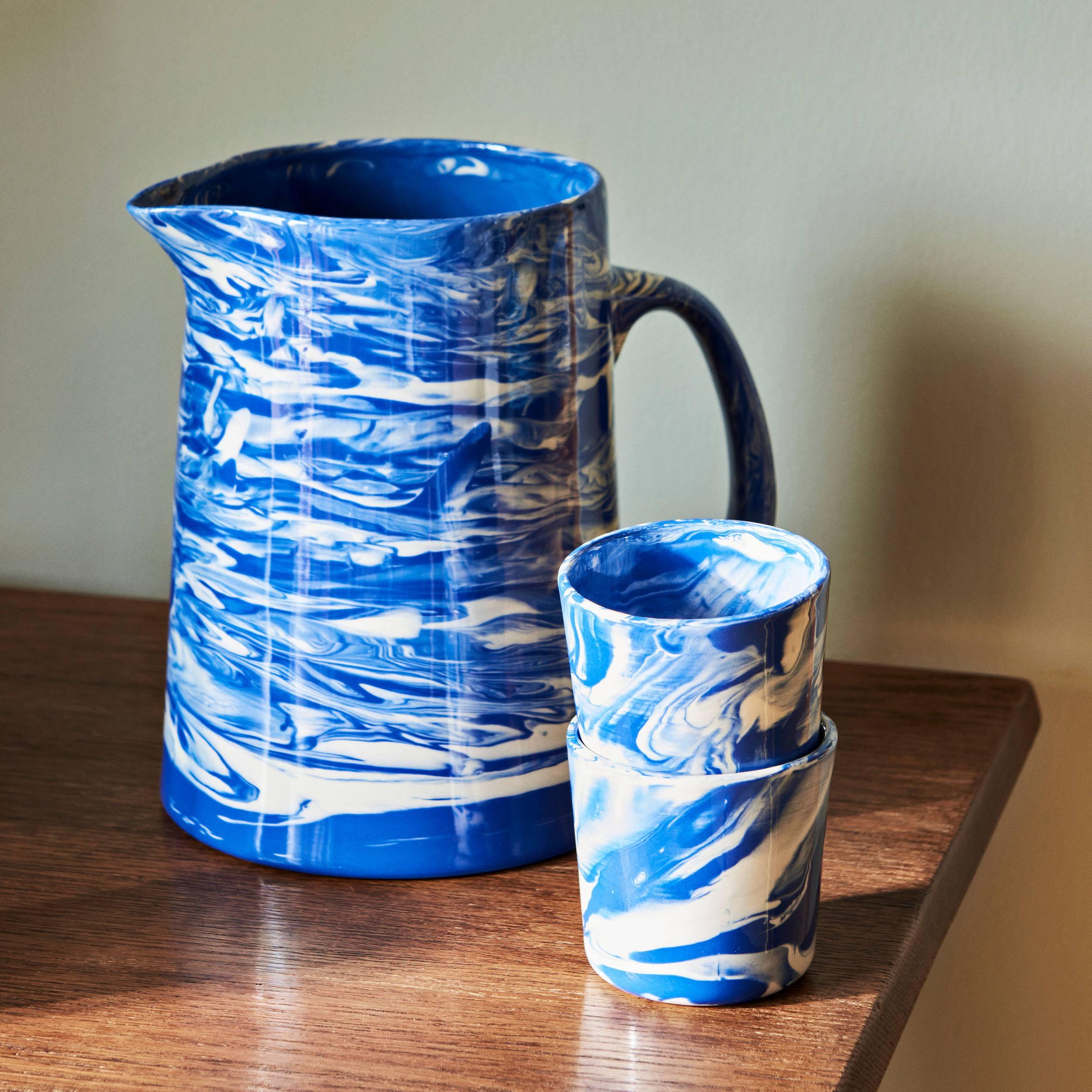 Marbled Cup Becher