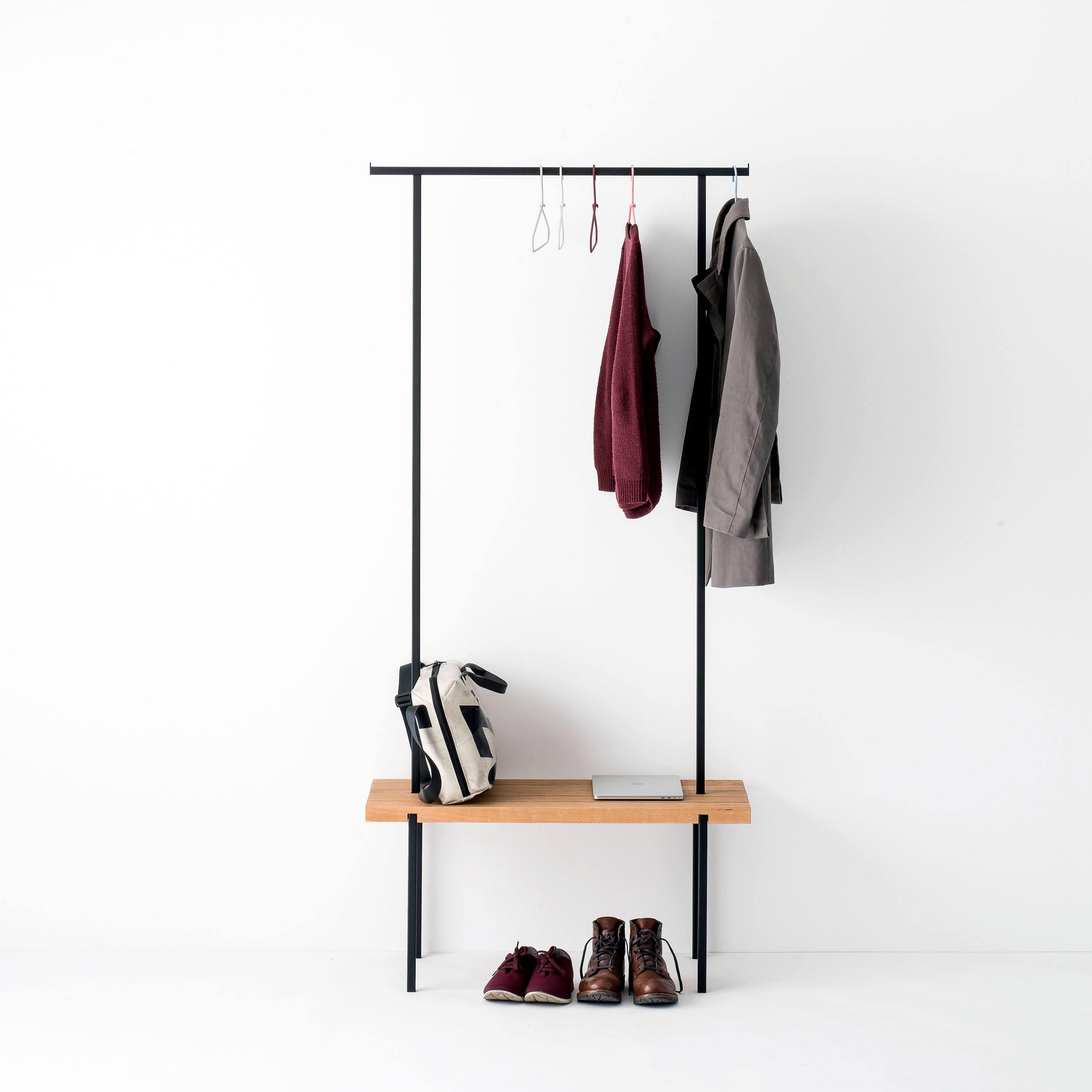 Eiche Garderobe