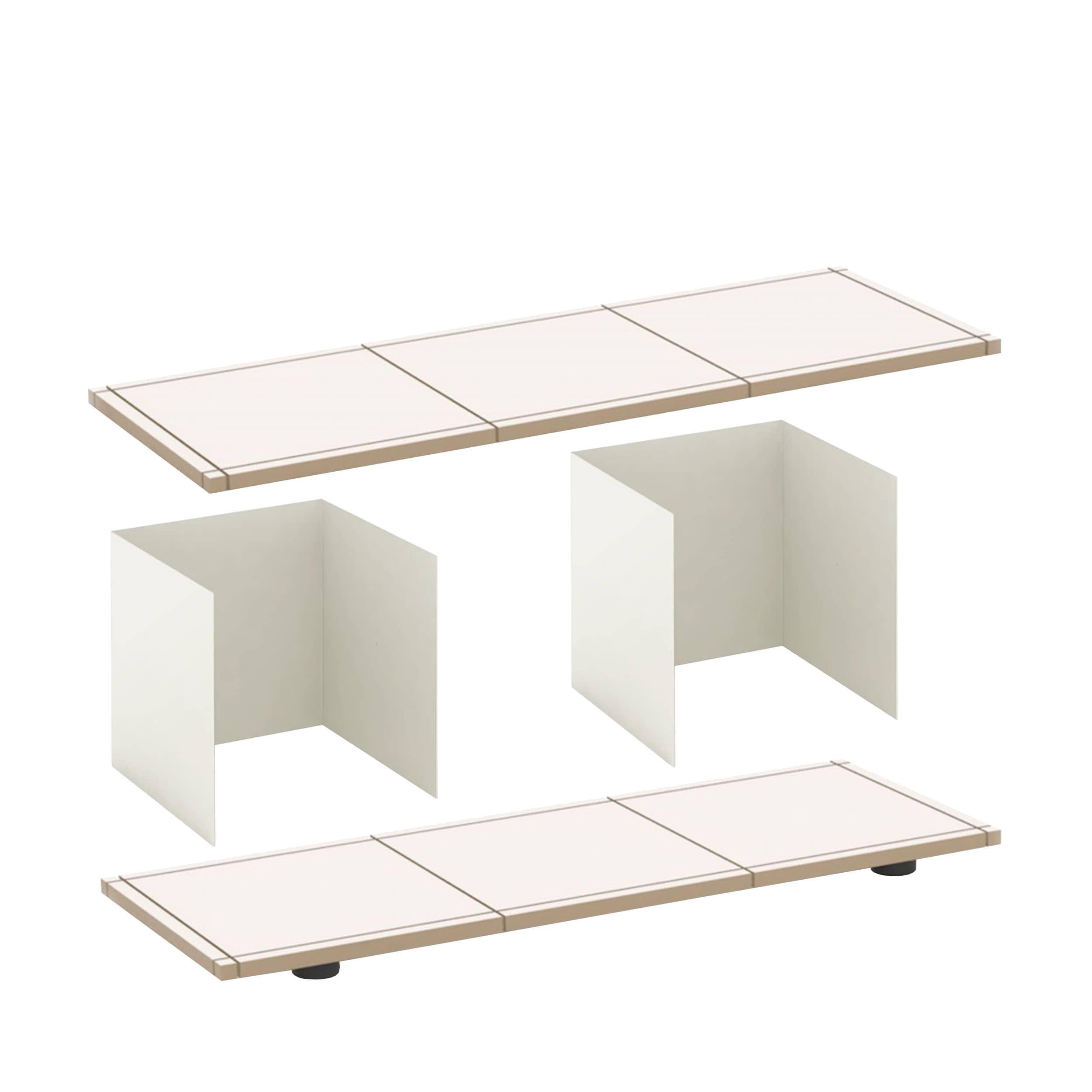 Yu Shelf 3 x 1 Regalsystem