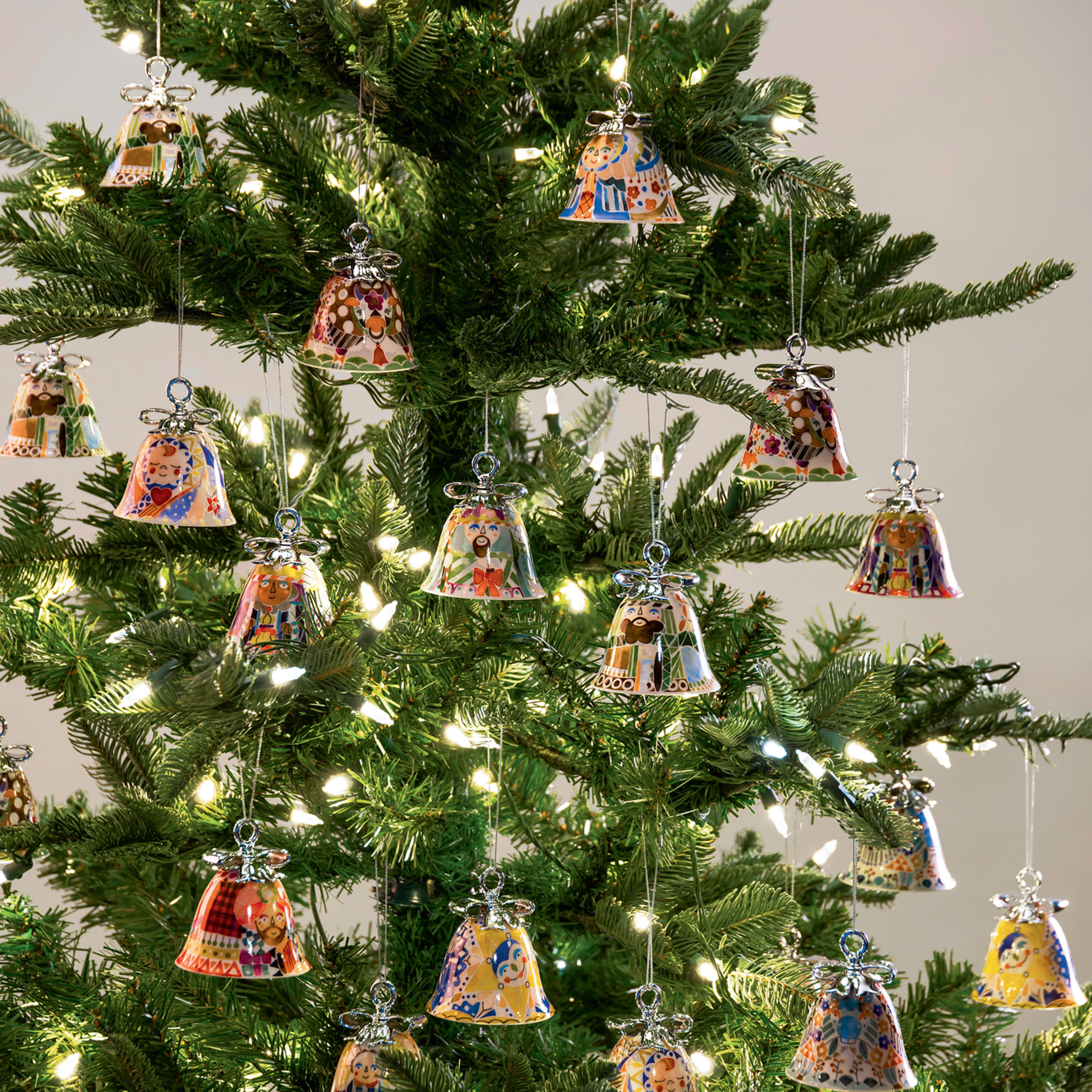 Holy Family Melchior Weihnachtsglocke