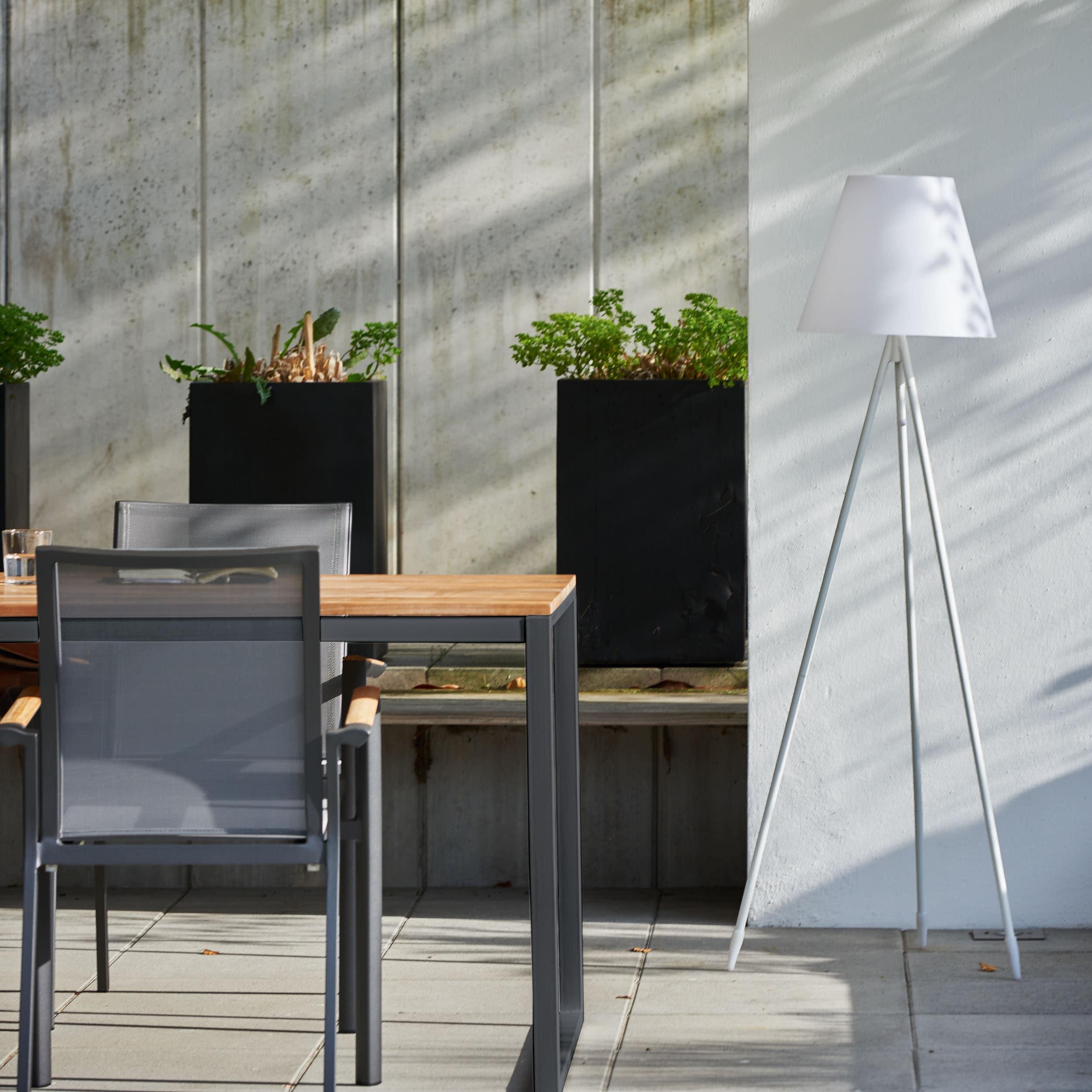 Capsis LED Outdoor Solar Stehleuchte