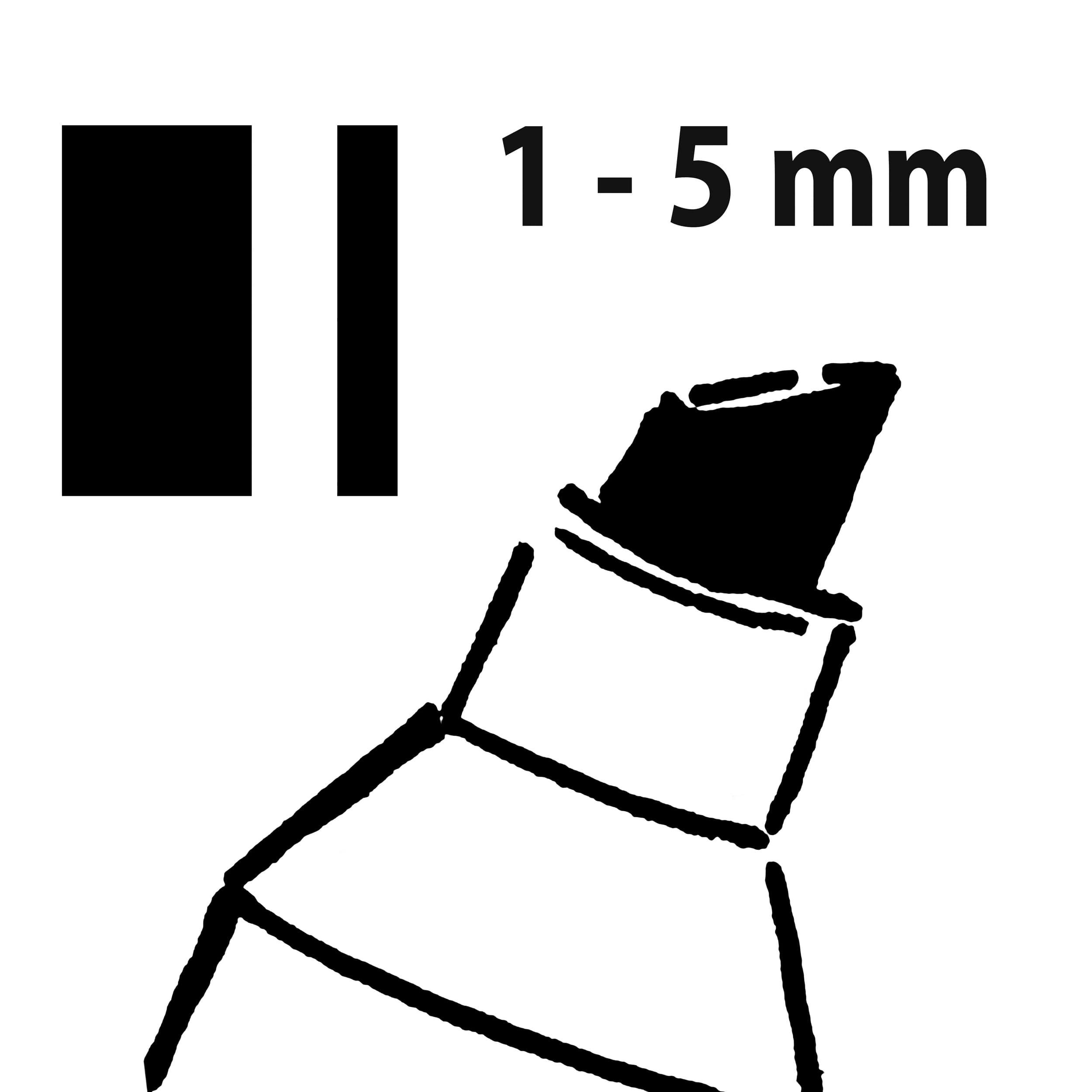 artverum® Kreidemarker 50