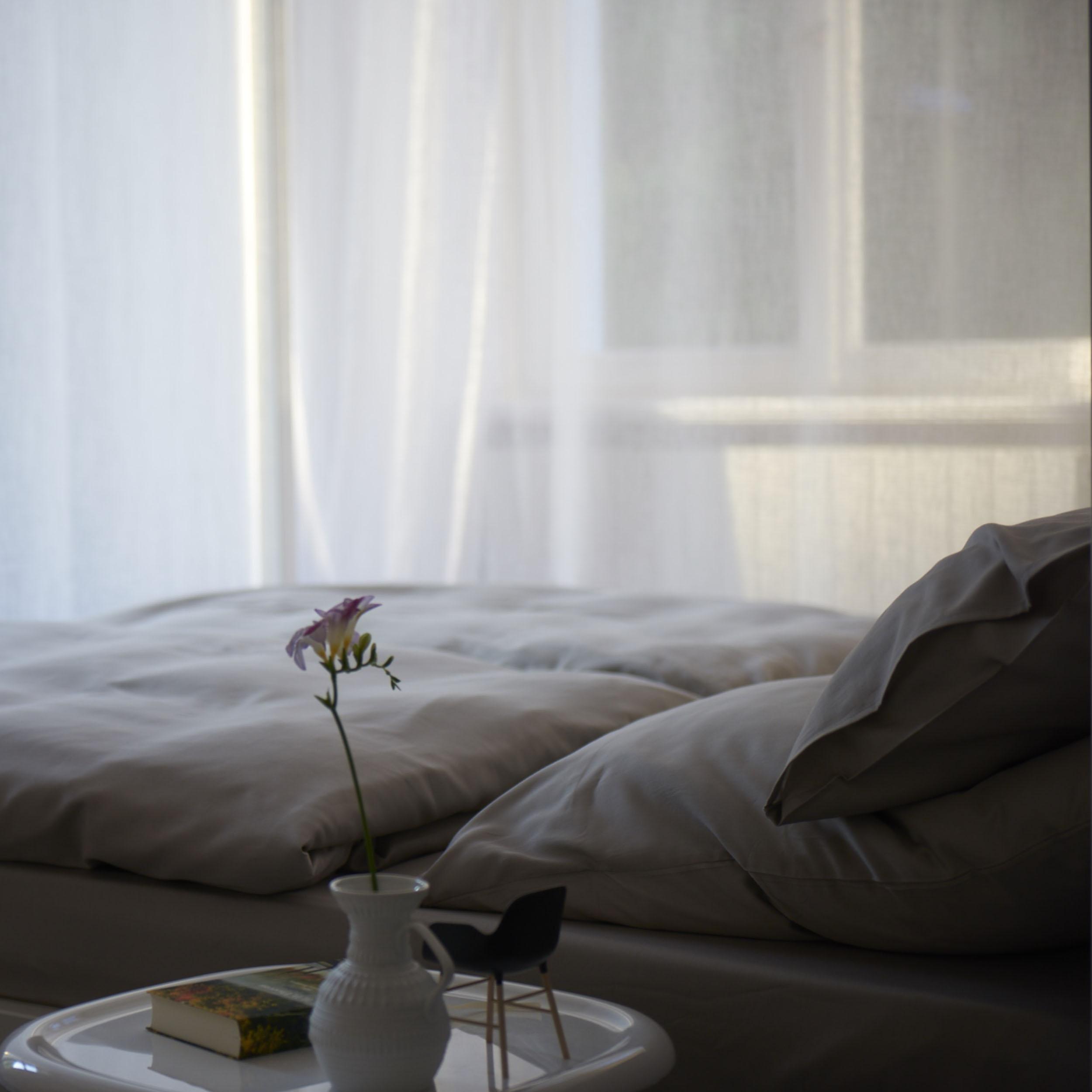 Lupfig Satin-Bettwäsche