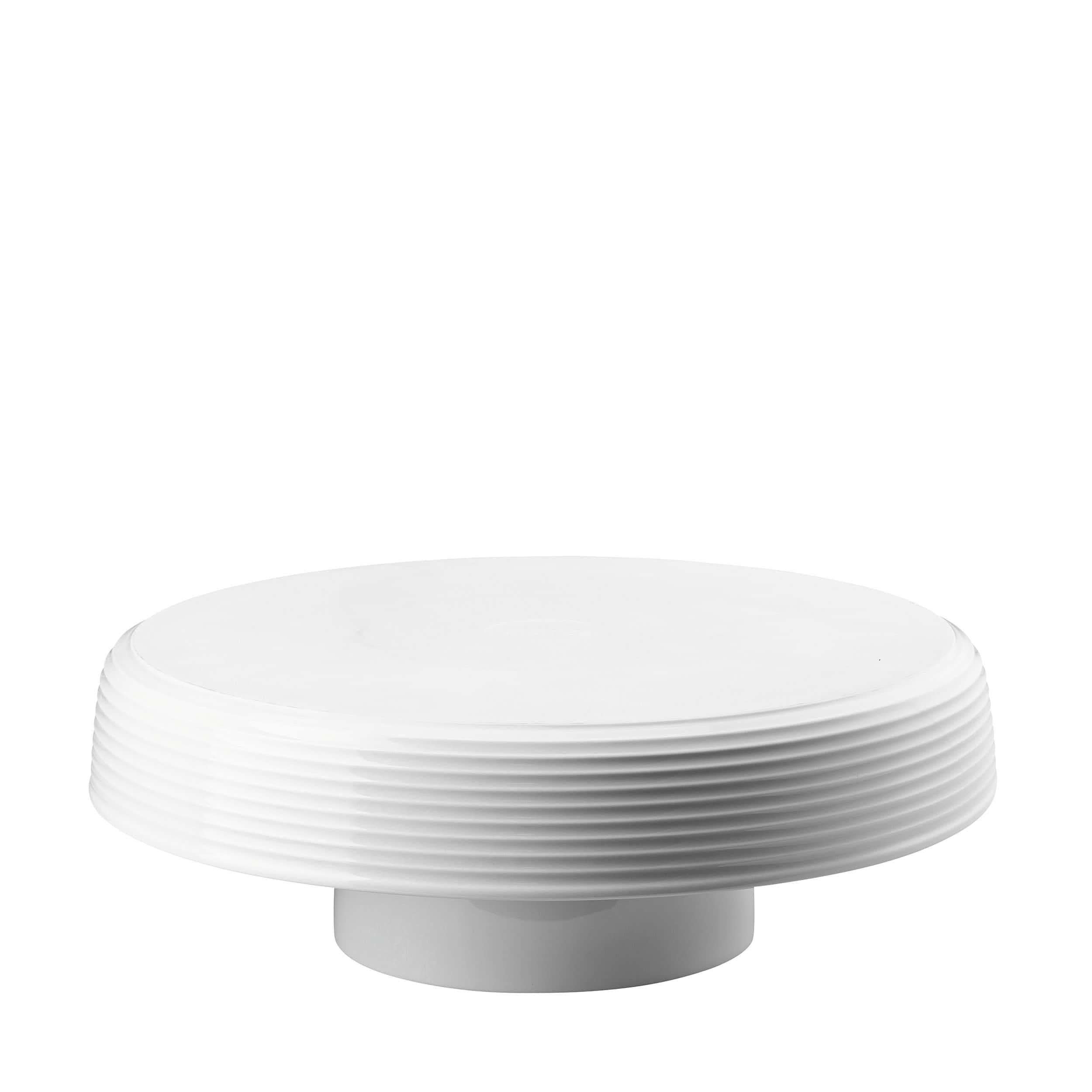 ONO Servierschale und Kuchenplatte mit Fuß