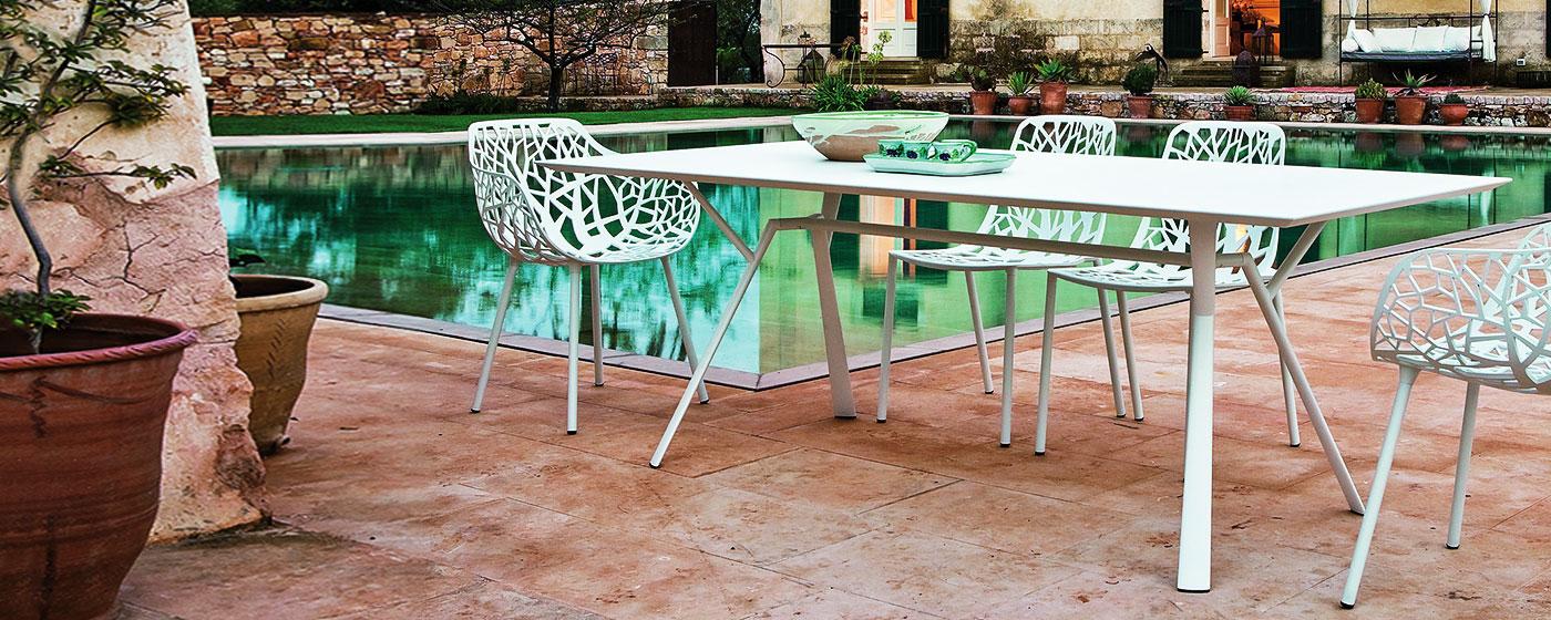 Designer Gartentische Im Ikarus Design Shop