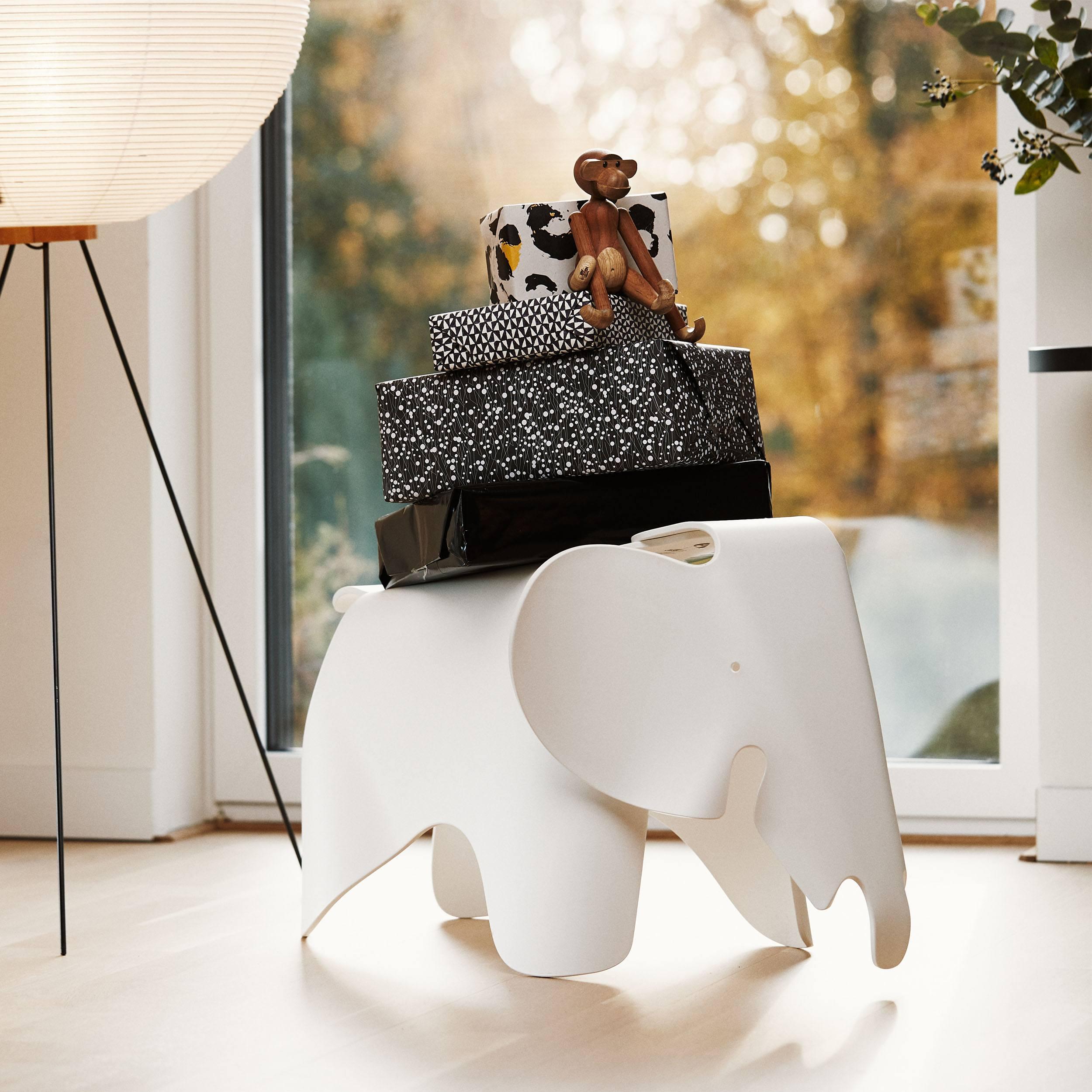 Eames Elephant Hocker