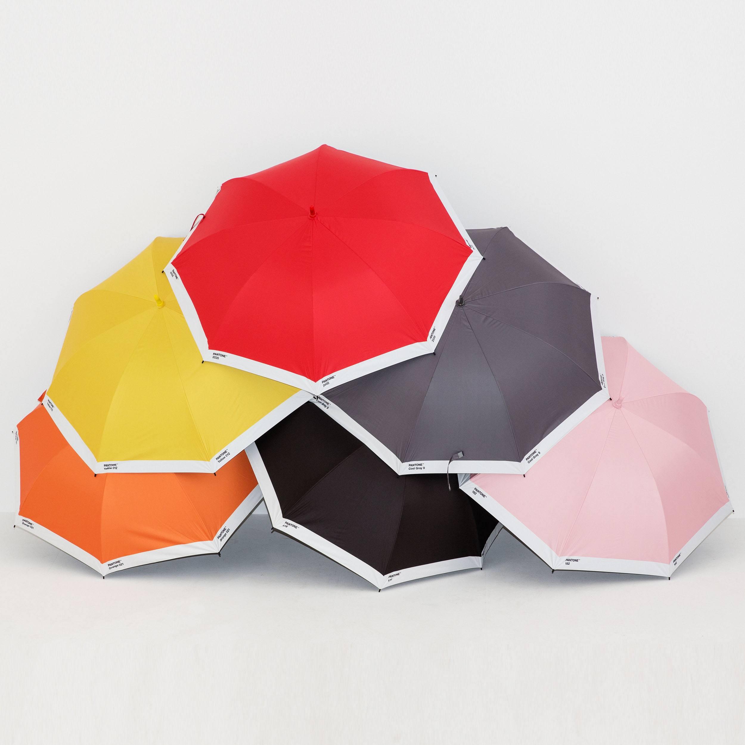 Pantone Regenschirm