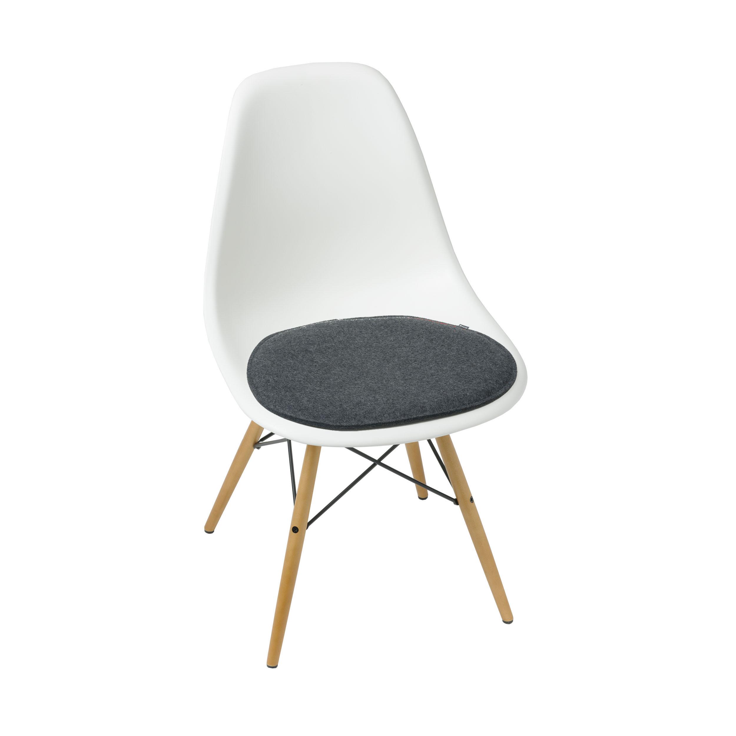 Sitzkissen 2-lagig für Eames Side Chair