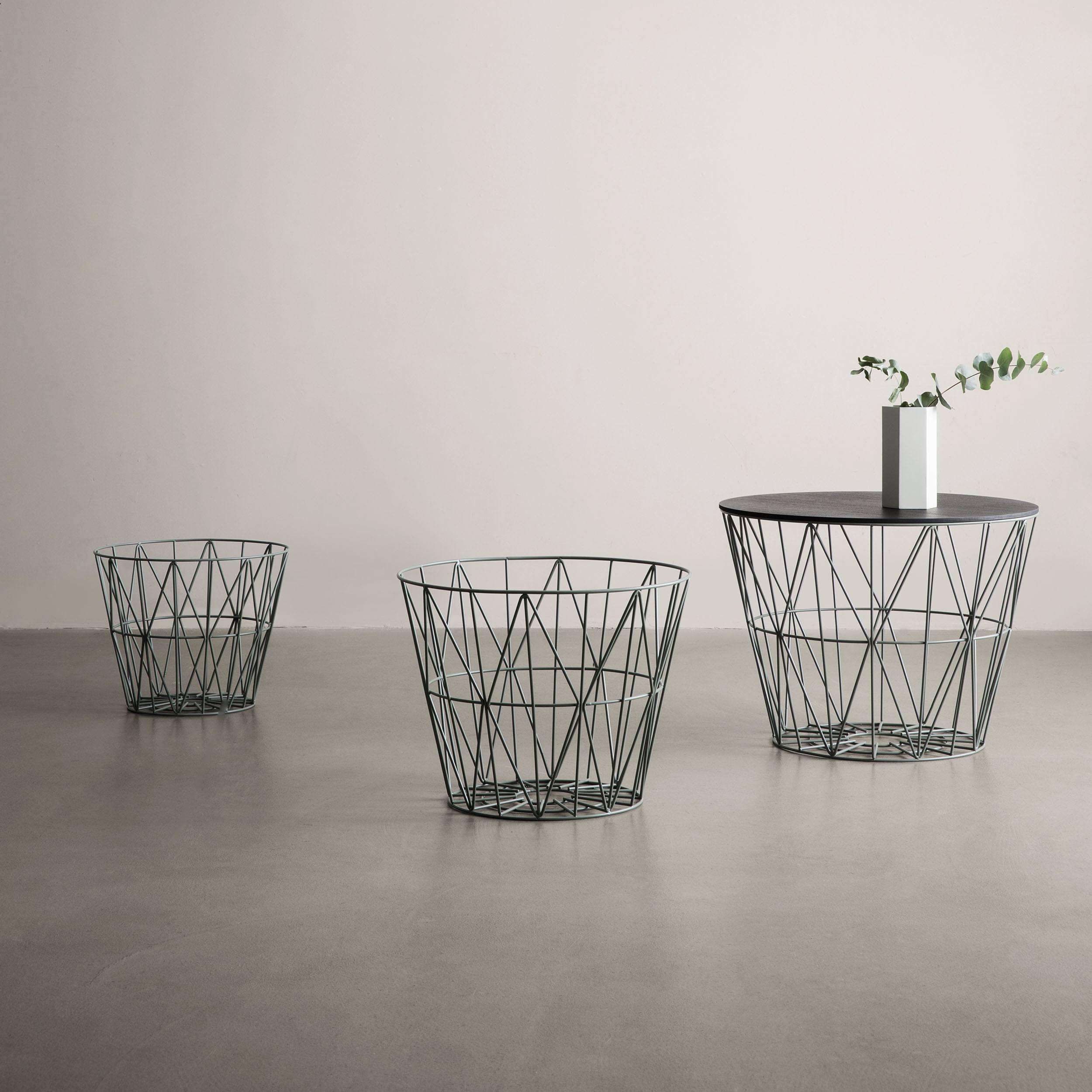 Wire Basket Korb