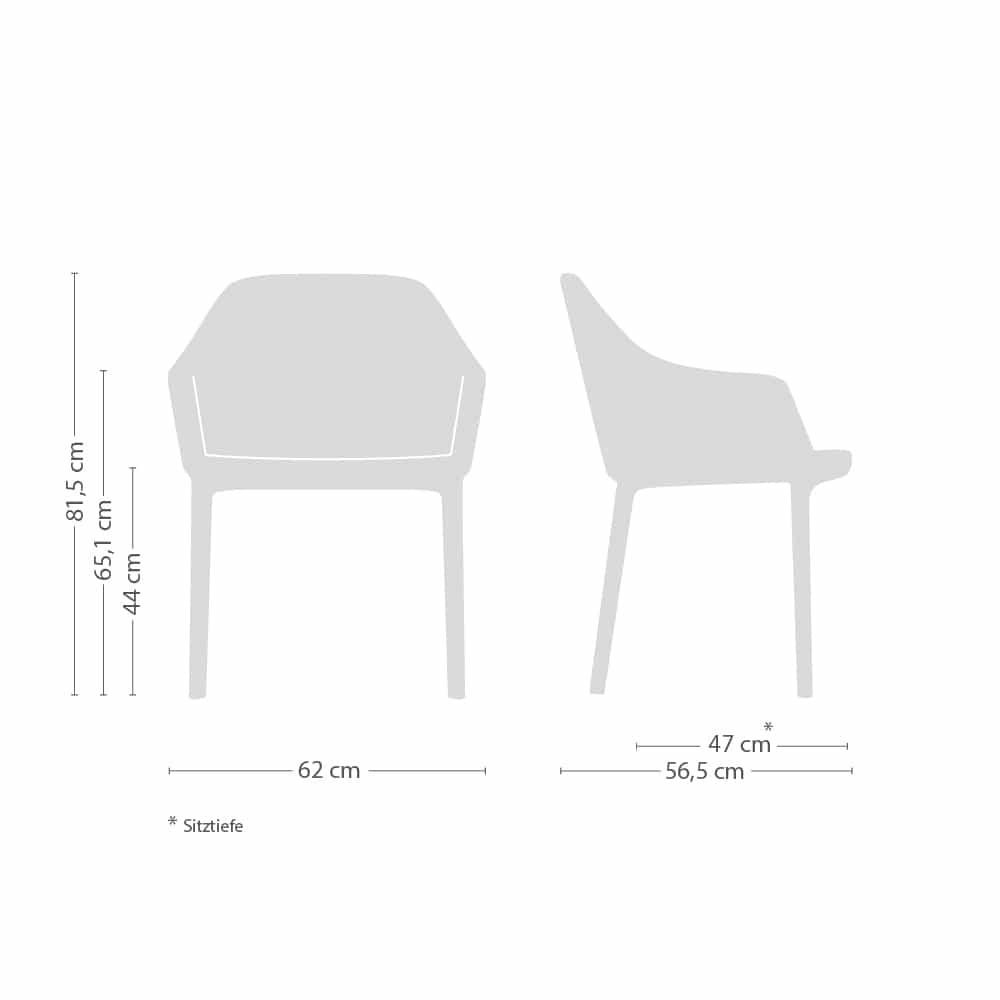 Softshell Armchair Stuhl