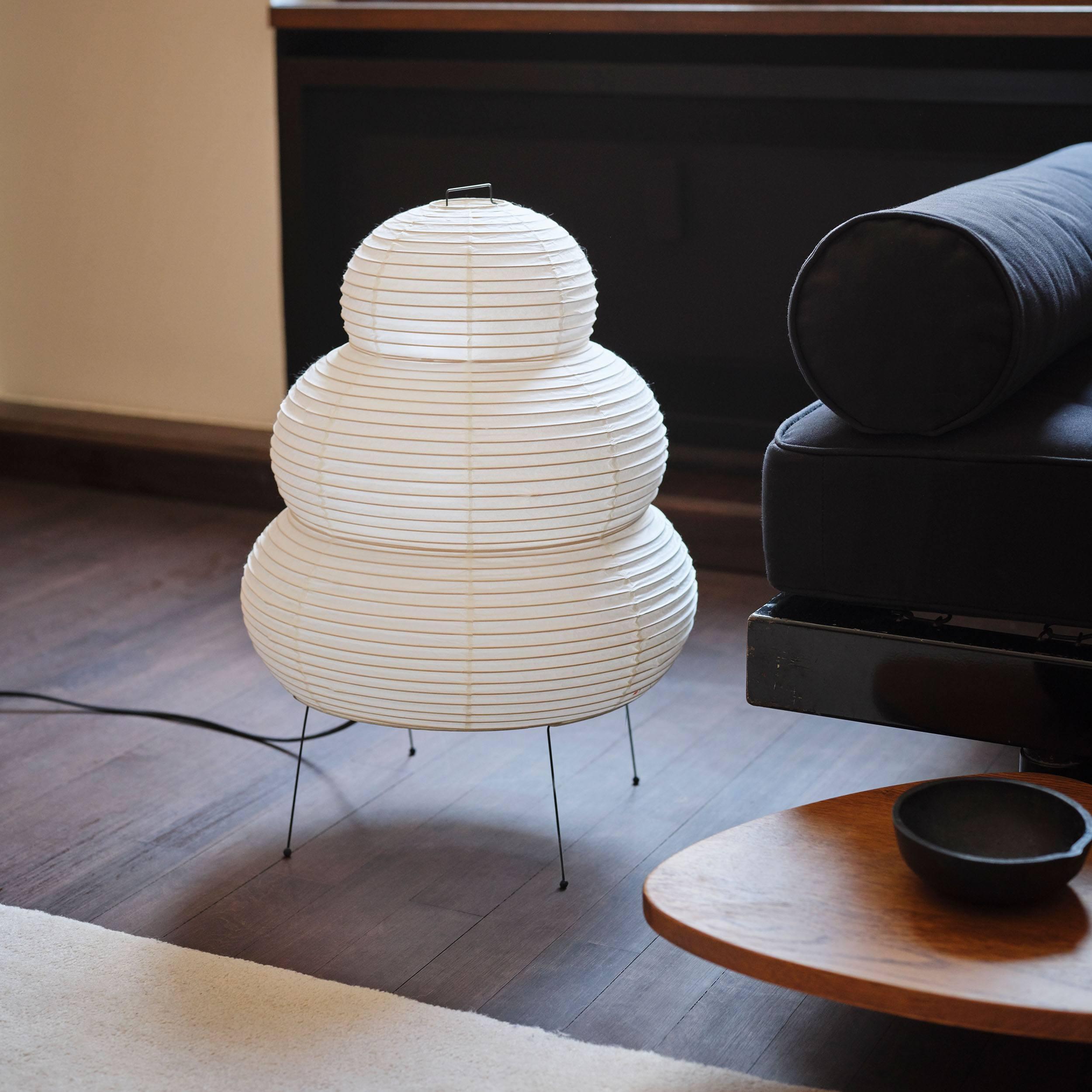Akari 25N Light Sculpture Stehleuchte