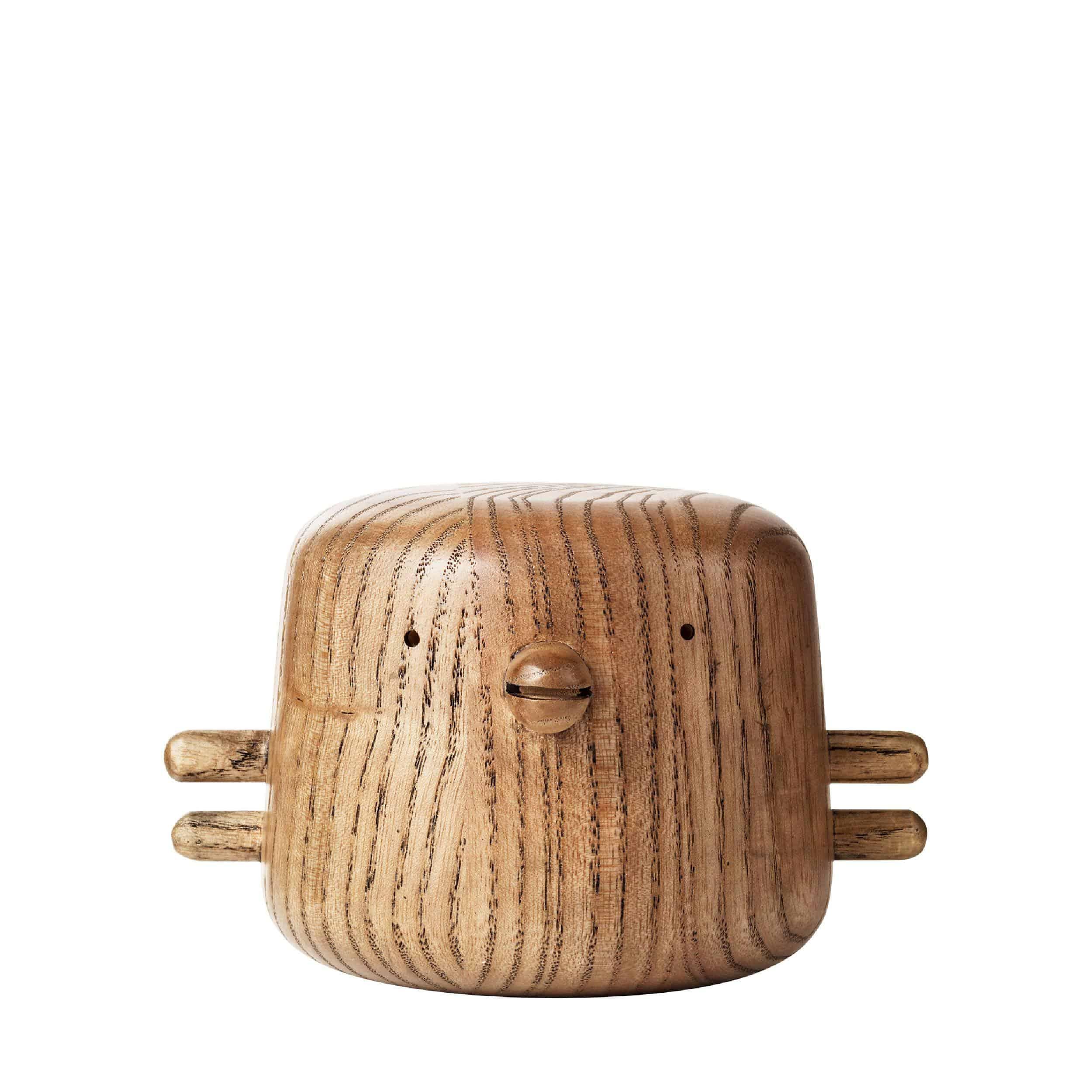 San Holzfigur